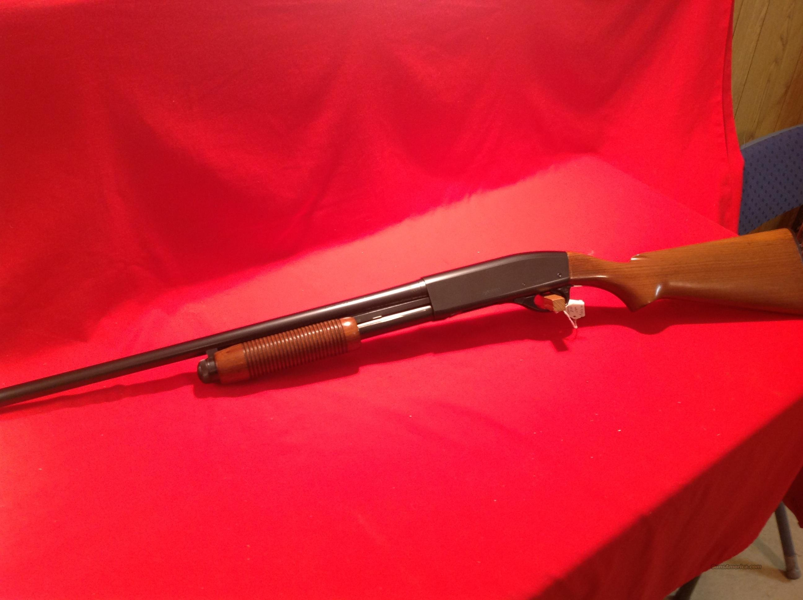 Remington 870  12ga. First year production.  Guns > Shotguns > Remington Shotguns  > Pump > Hunting