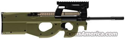 FNH USA 3818950460 PS90 5.7x28 in OD GREEN  Guns > Rifles > FNH - Fabrique Nationale (FN) Rifles > Semi-auto > PS90