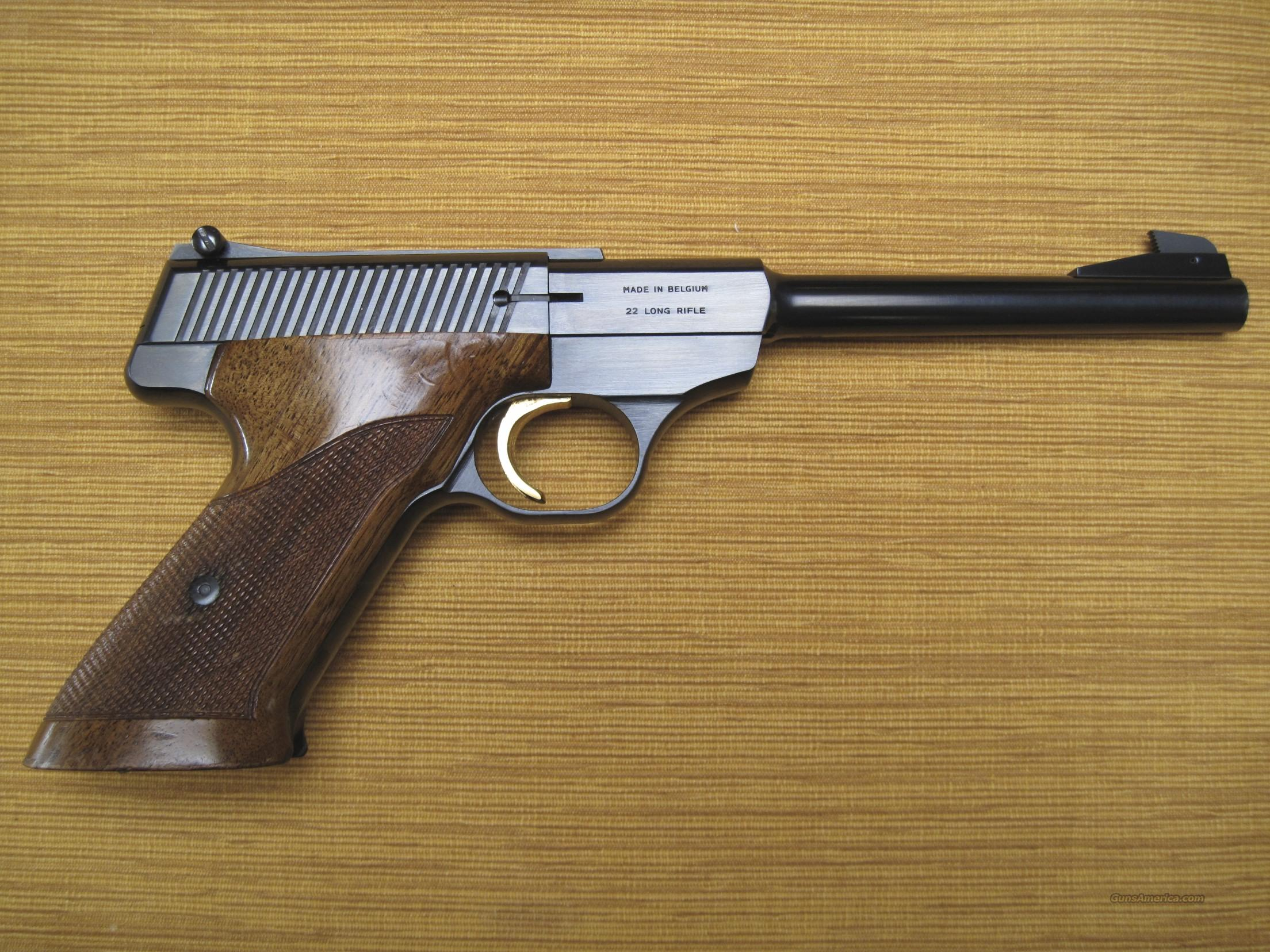 Thrifty Sacramento Airport >> Browning Challenger 3.Belgian Made Browning Challenger Semi Auto Pistol 22LR . Browning Arms Co ...