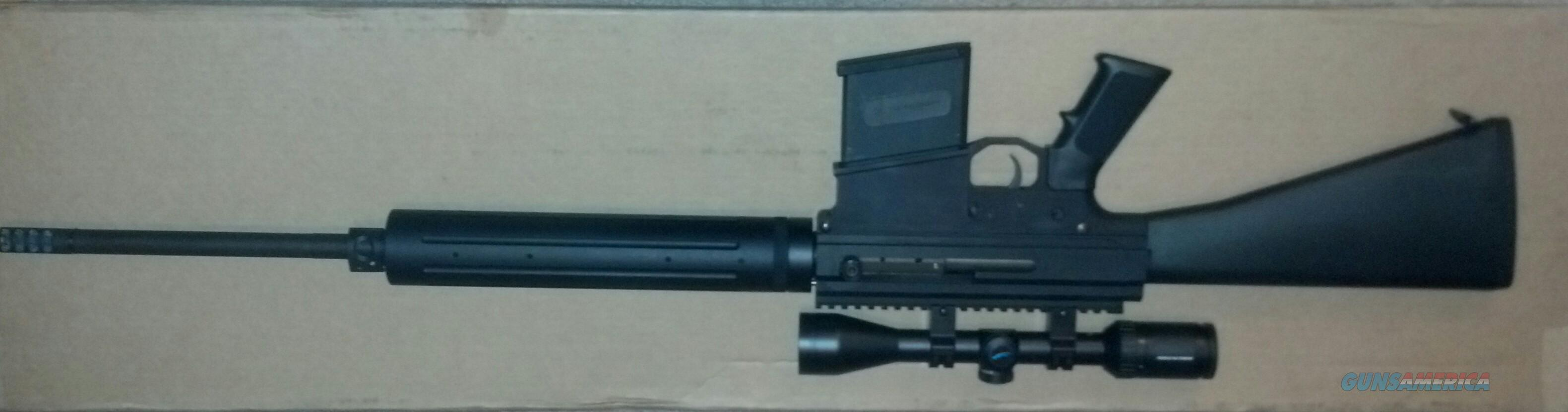 noreen bn36 30 06 ar 10 w scope and ammo for sale