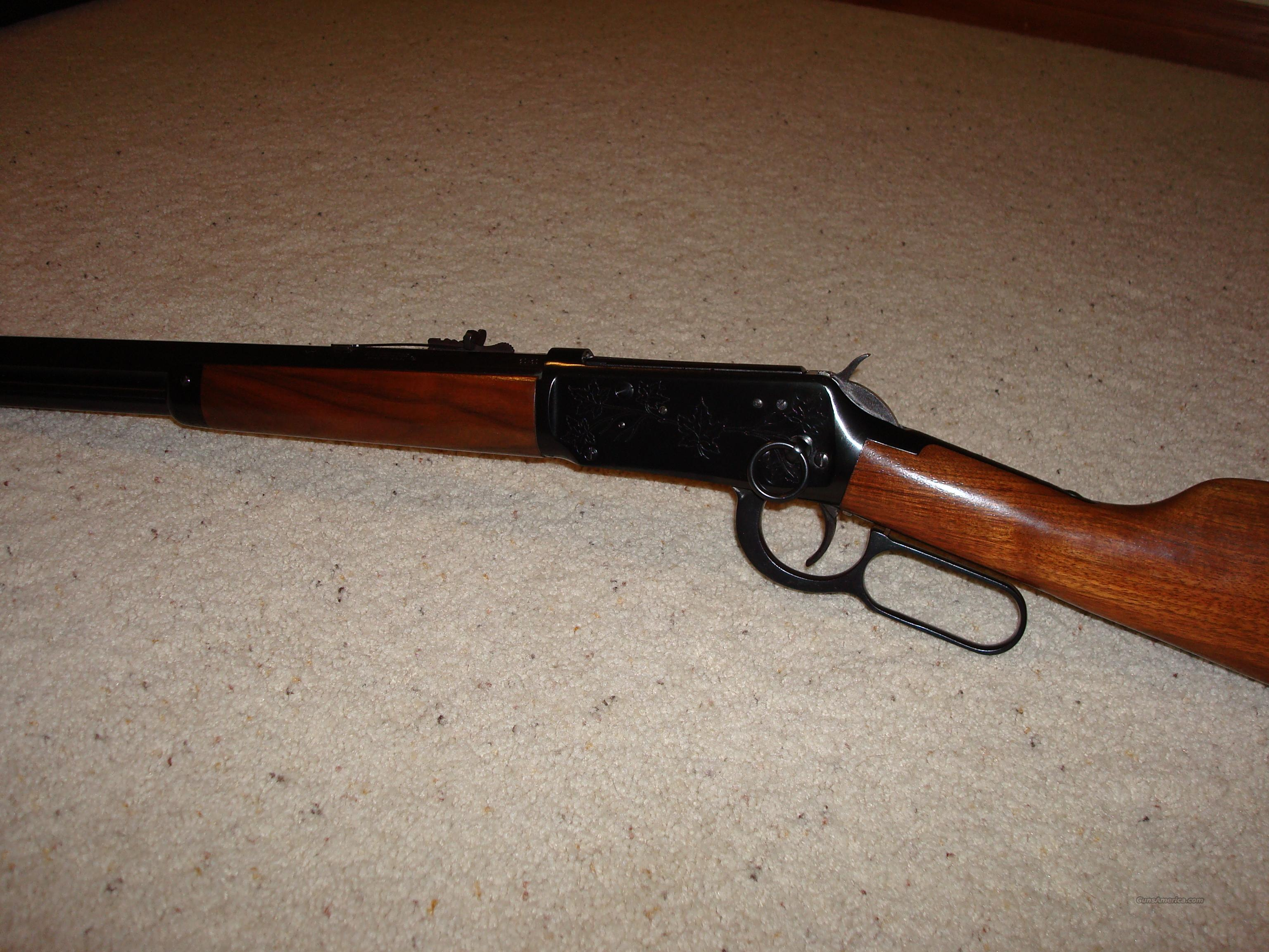 Winchester 30-30 Canadian Centenial  1867-1967 NEVER FIRED  Guns > Rifles > Winchester Rifle Commemoratives