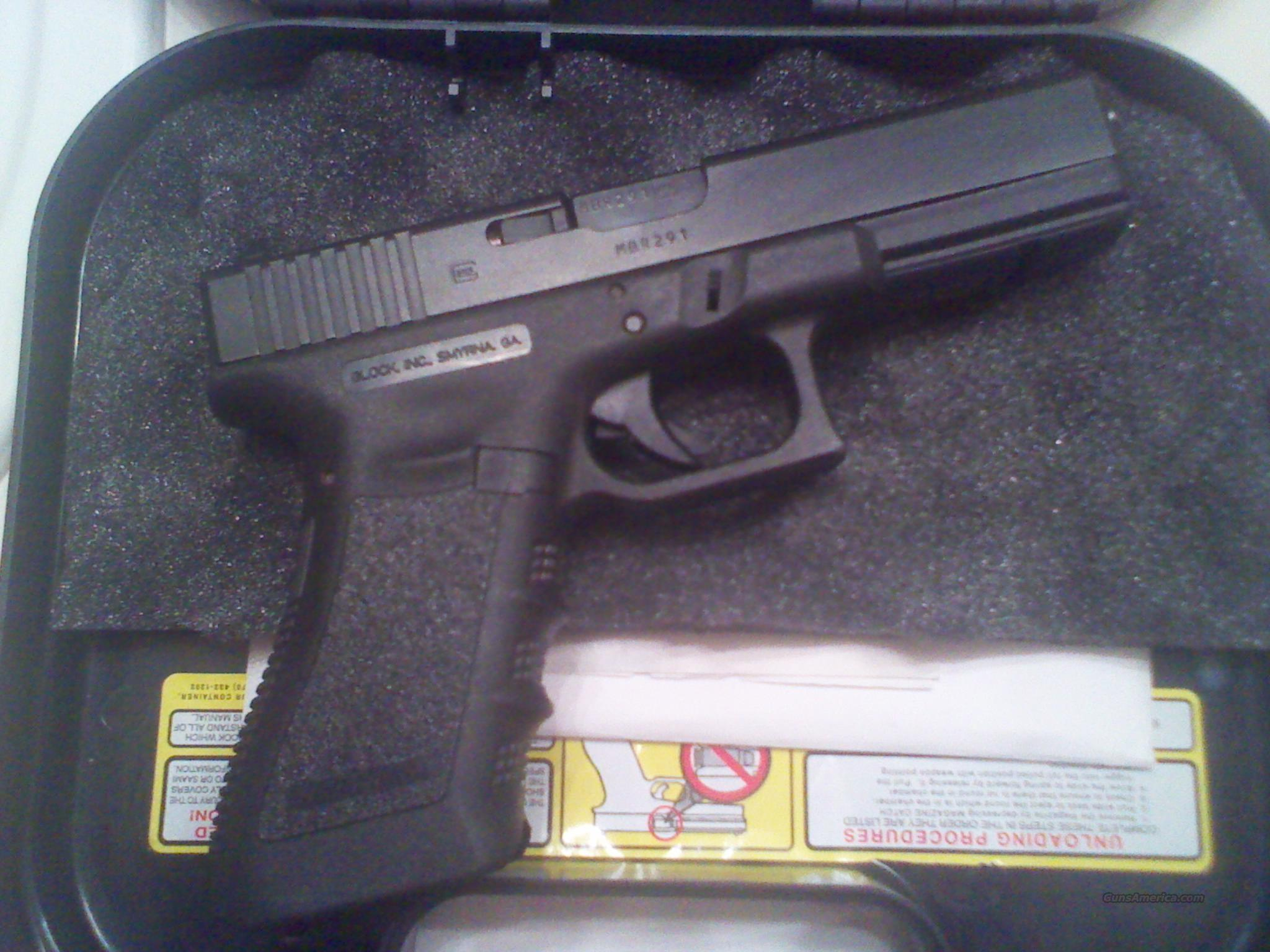 Brand New Glock 22 40 cal never fired new in case  Guns > Pistols > Glock Pistols > 22