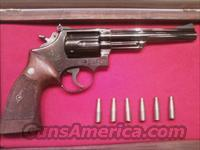smith&wesson 22 remington jet  Guns > Pistols > Smith & Wesson Revolvers > Full Frame Revolver