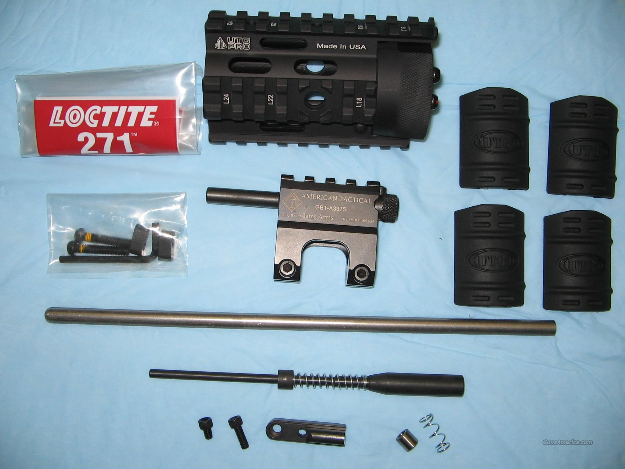 "NIB! Adams Arms AR15 Pistol (PDW) Gas Piston Conversion Kit 7.5""-8.5"" (VERY LIMITED SUPPLIES IN-STOCK)  Non-Guns > Gun Parts > M16-AR15"