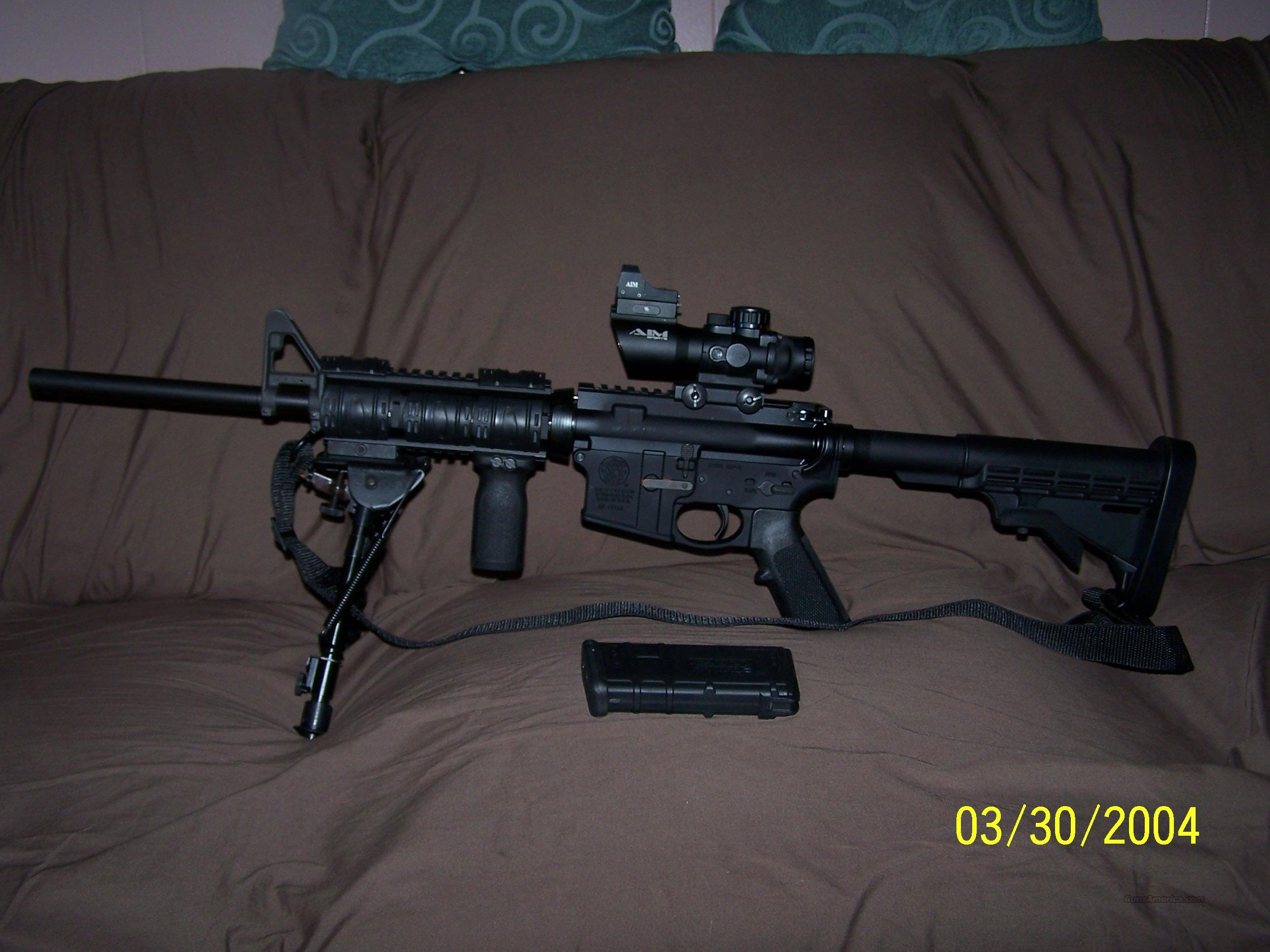 Smith & Wesson M&P15 Sport never shot   Guns > Rifles > Smith & Wesson Rifles > M&P