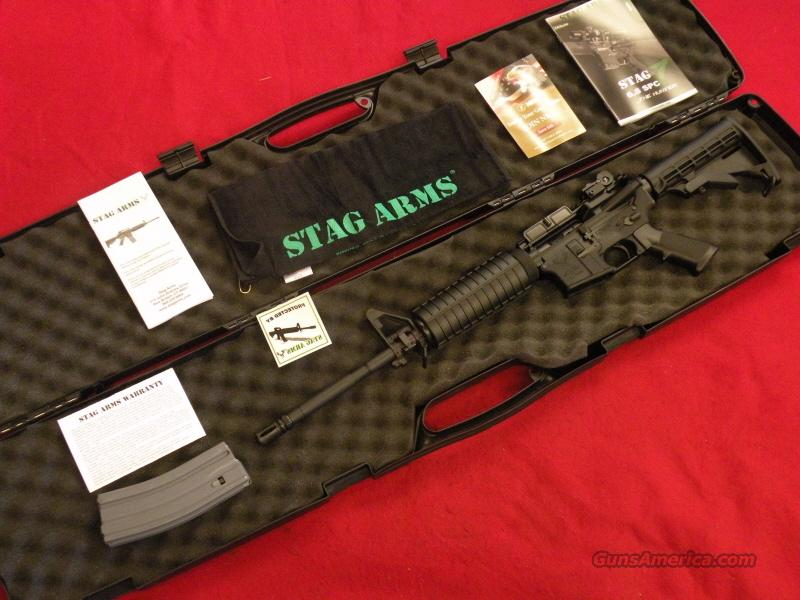 Stag Arms Mdl 2L Left Hand M 4 AR 15 223  Guns > Rifles > Stag Arms > Complete Rifles