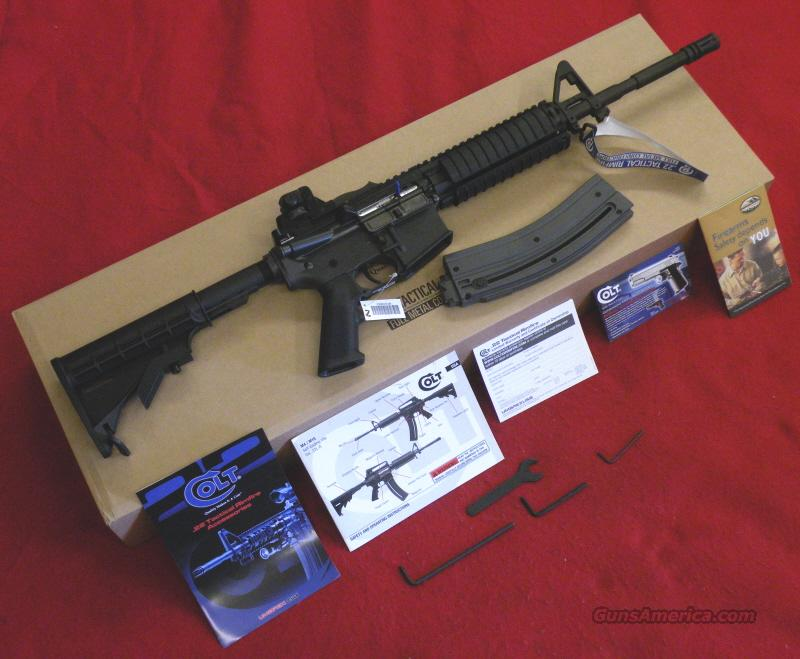 Colt OPS M 4 OPS AR 15 22 LR   Guns > Rifles > Colt Military/Tactical Rifles