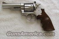 Ruger Security Six 357 Magnum  Ruger Double Action Revolver > Security Six Type