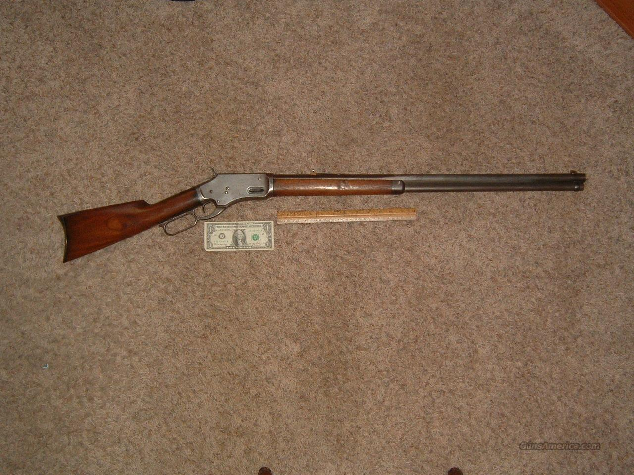 Whitneyville armory lever rifle 45-60  Guns > Rifles > Antique (Pre-1899) Rifles - Ctg. Misc.