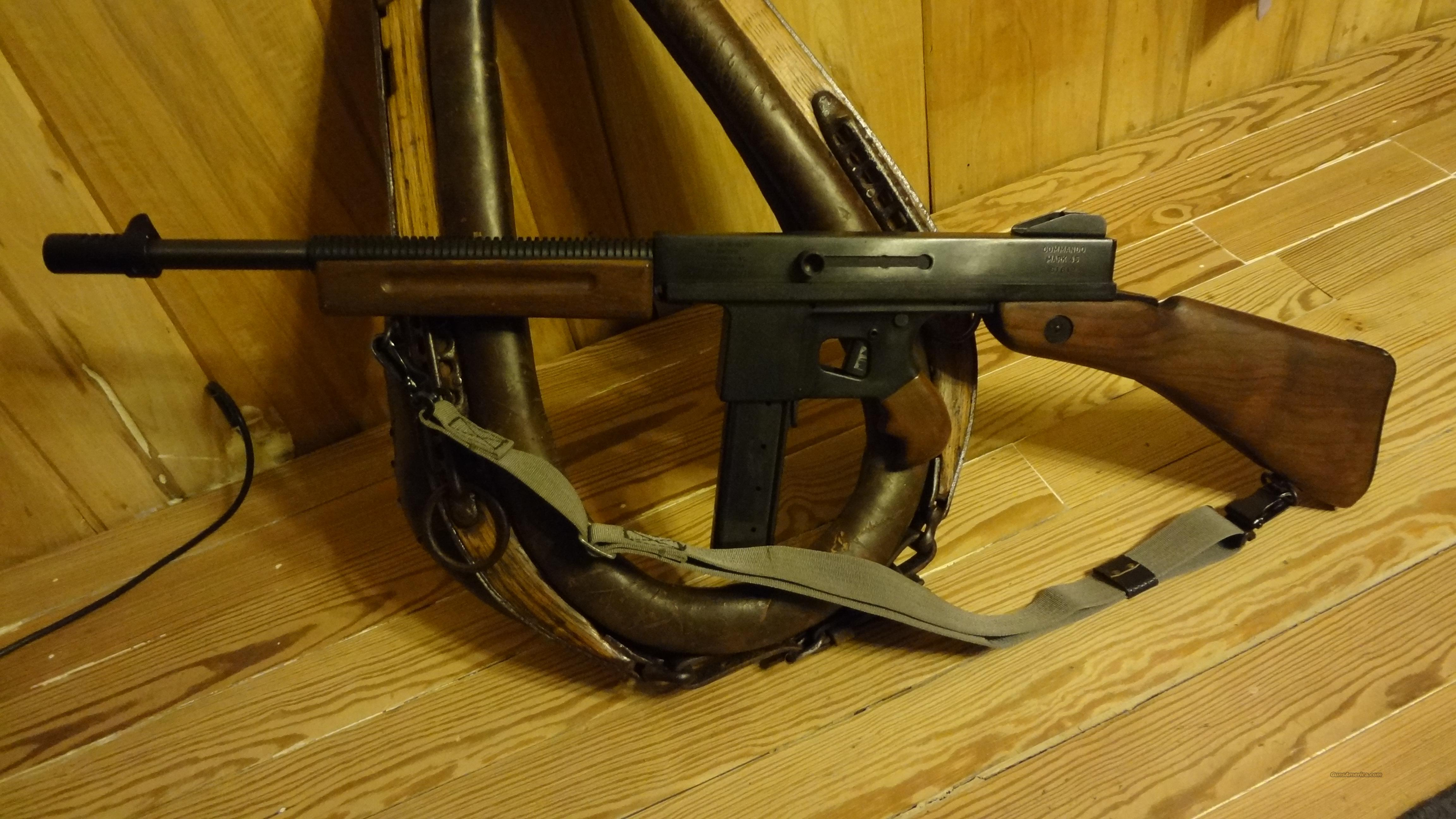 Commando Mark 45  Guns > Rifles > Thompson Subguns/Semi-Auto