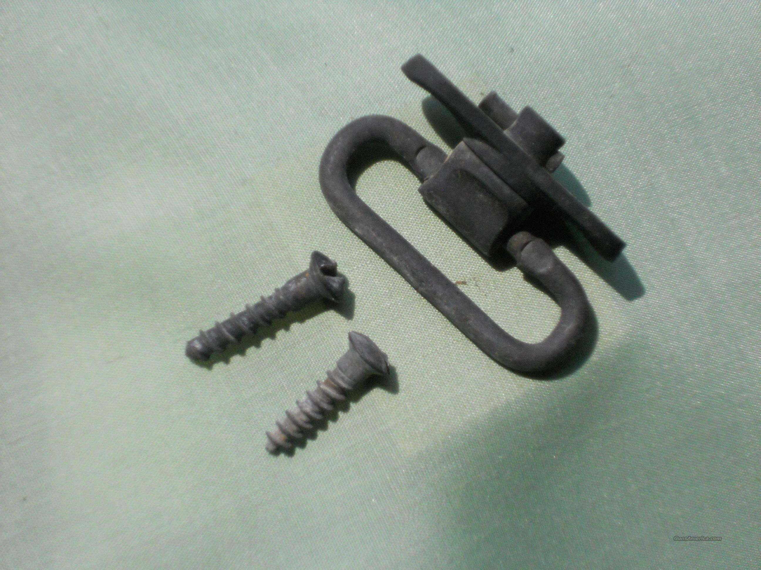 FAL /  SLING SWIVEL WITH MOUNTING  SCREWS  Non-Guns > Gun Parts > Military - Foreign
