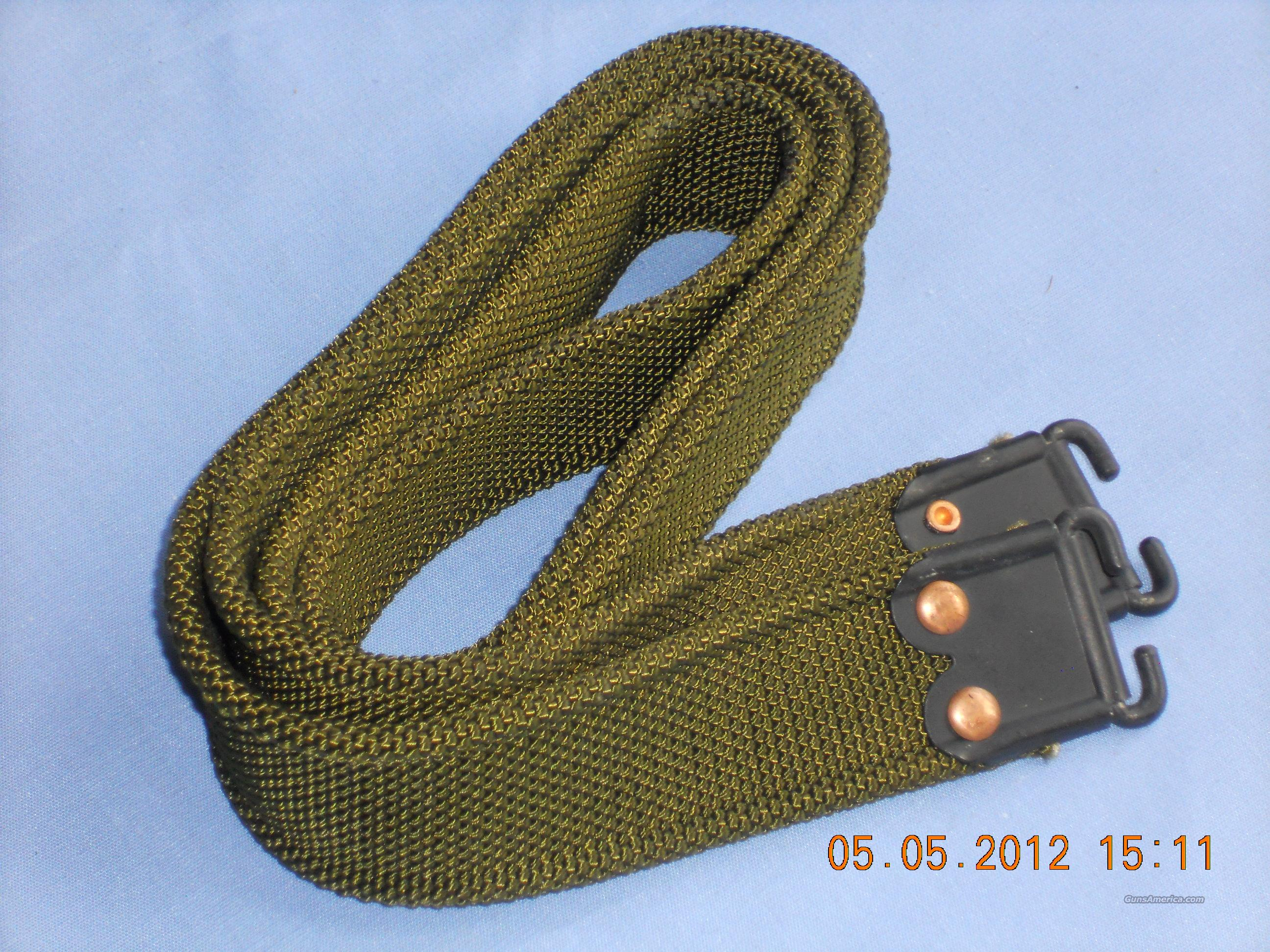 L1A1 / FAL BRITISH GI. NYLON SLING   Non-Guns > Gun Parts > Military - Foreign
