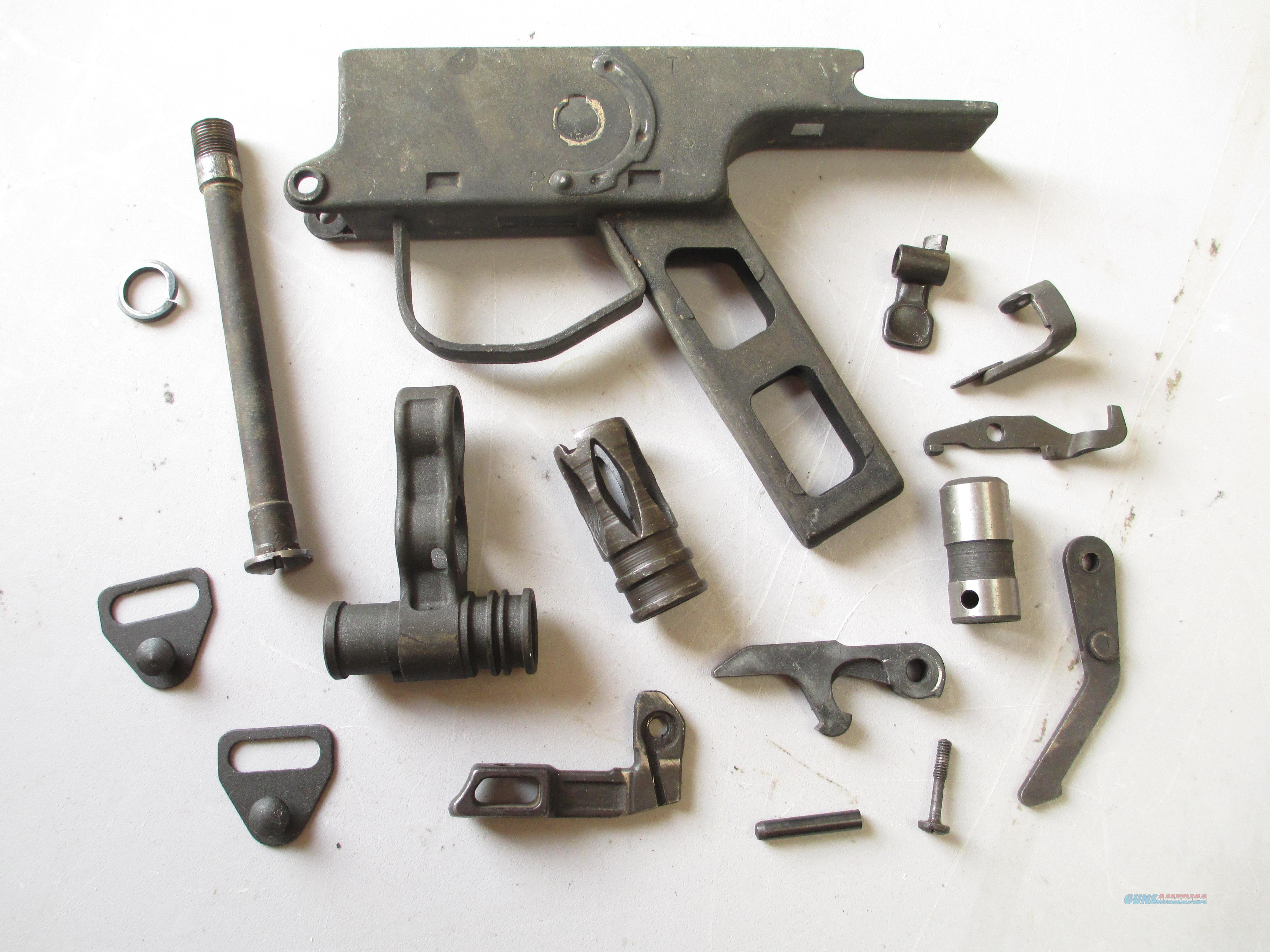"CETME ""C""  PARTS SET  Non-Guns > Gun Parts > Military - Foreign"