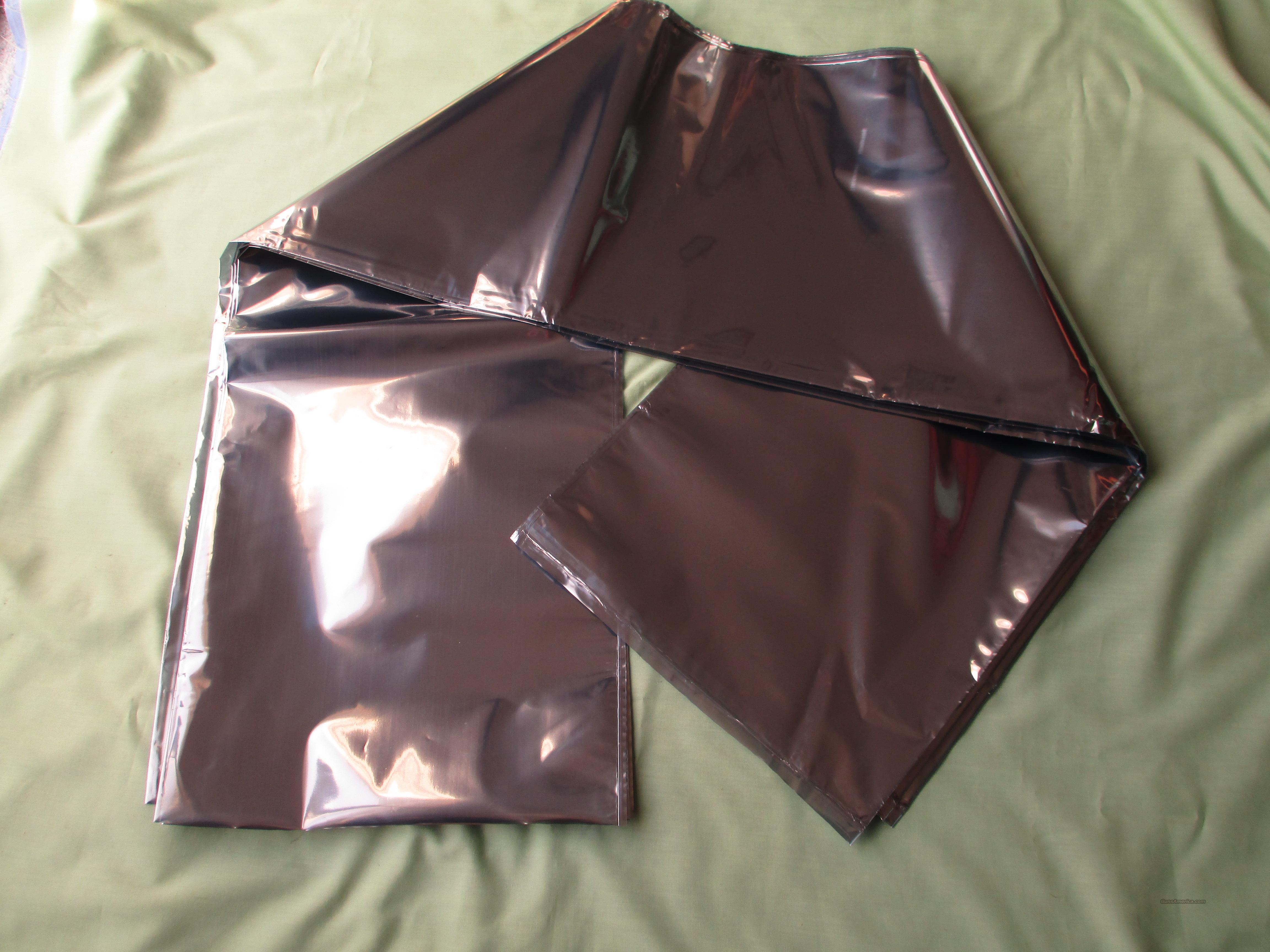BROWNELLS - TRIPLE TOUGH™ PREMIUM STORAGE BAGS 6 PK.  Non-Guns > Gunsmith Tools/Supplies