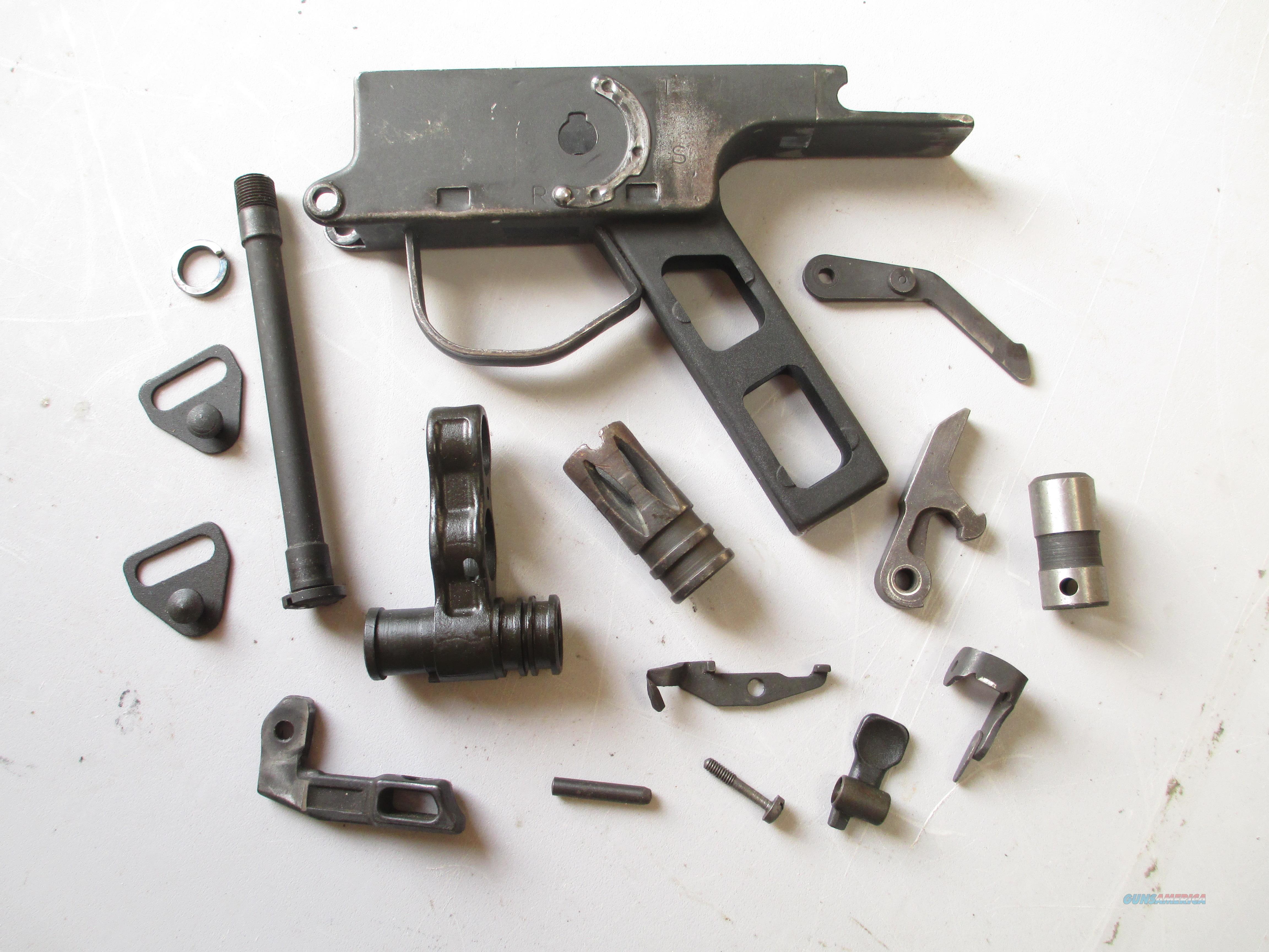 """CETME """"C""""  PARTS SET  Non-Guns > Gun Parts > Military - Foreign"""