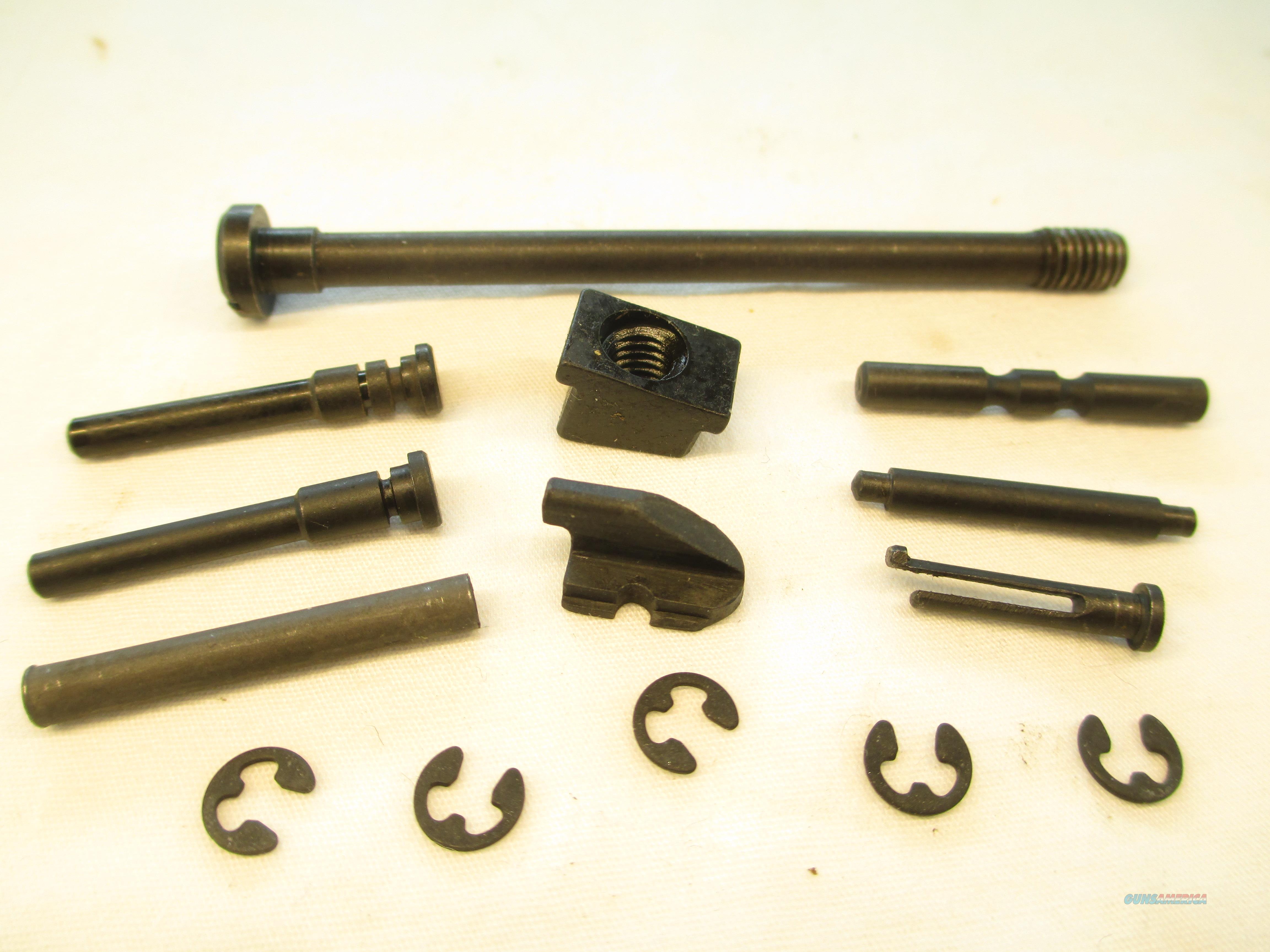 VZ58 RECIEVER PIN AND SPARE PARTS SET  Non-Guns > Gun Parts > Military - Foreign