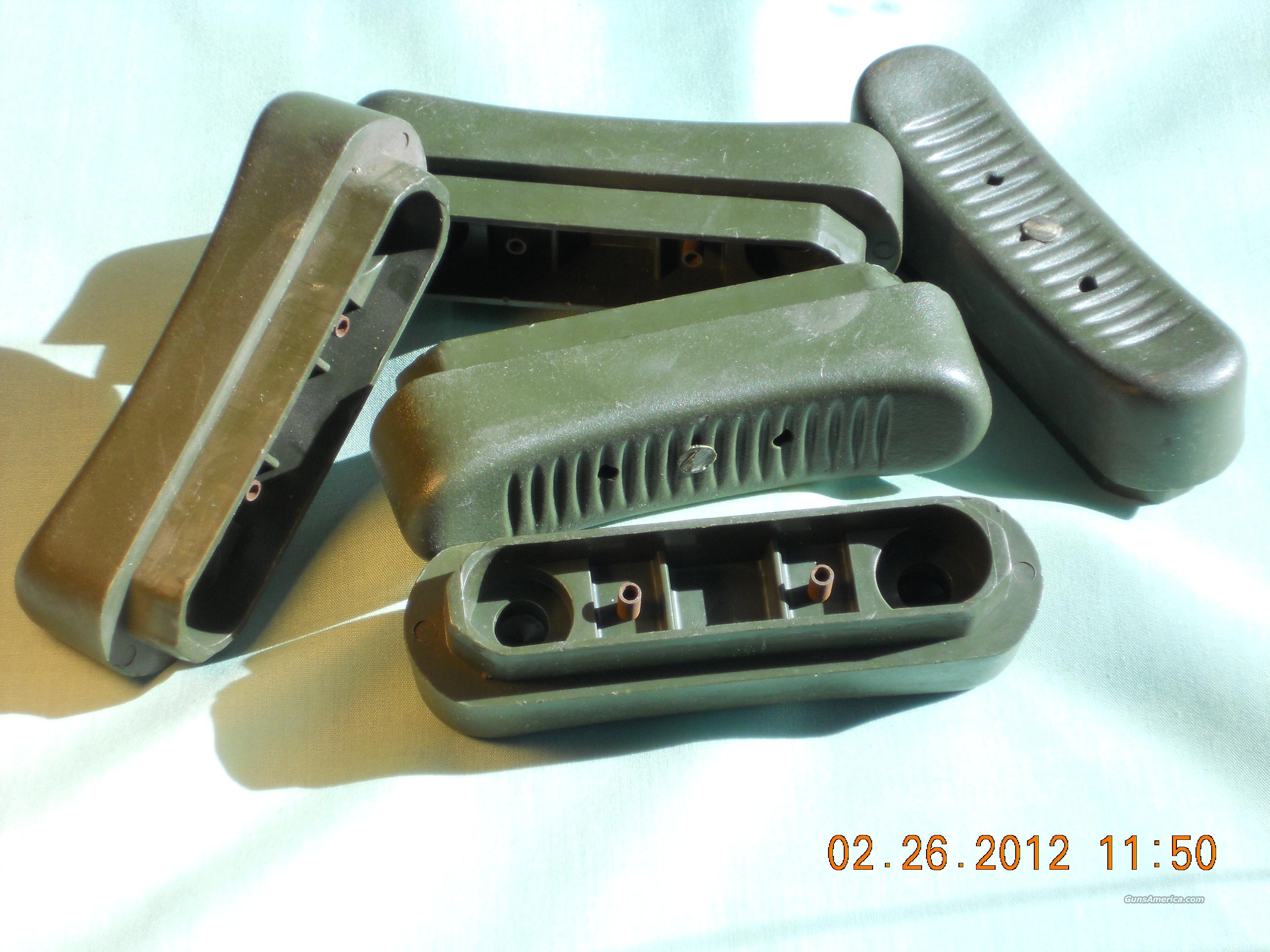 G3 /  BUTTPADS  INCOMPLETE, 5 PACK  Non-Guns > Gun Parts > Military - Foreign