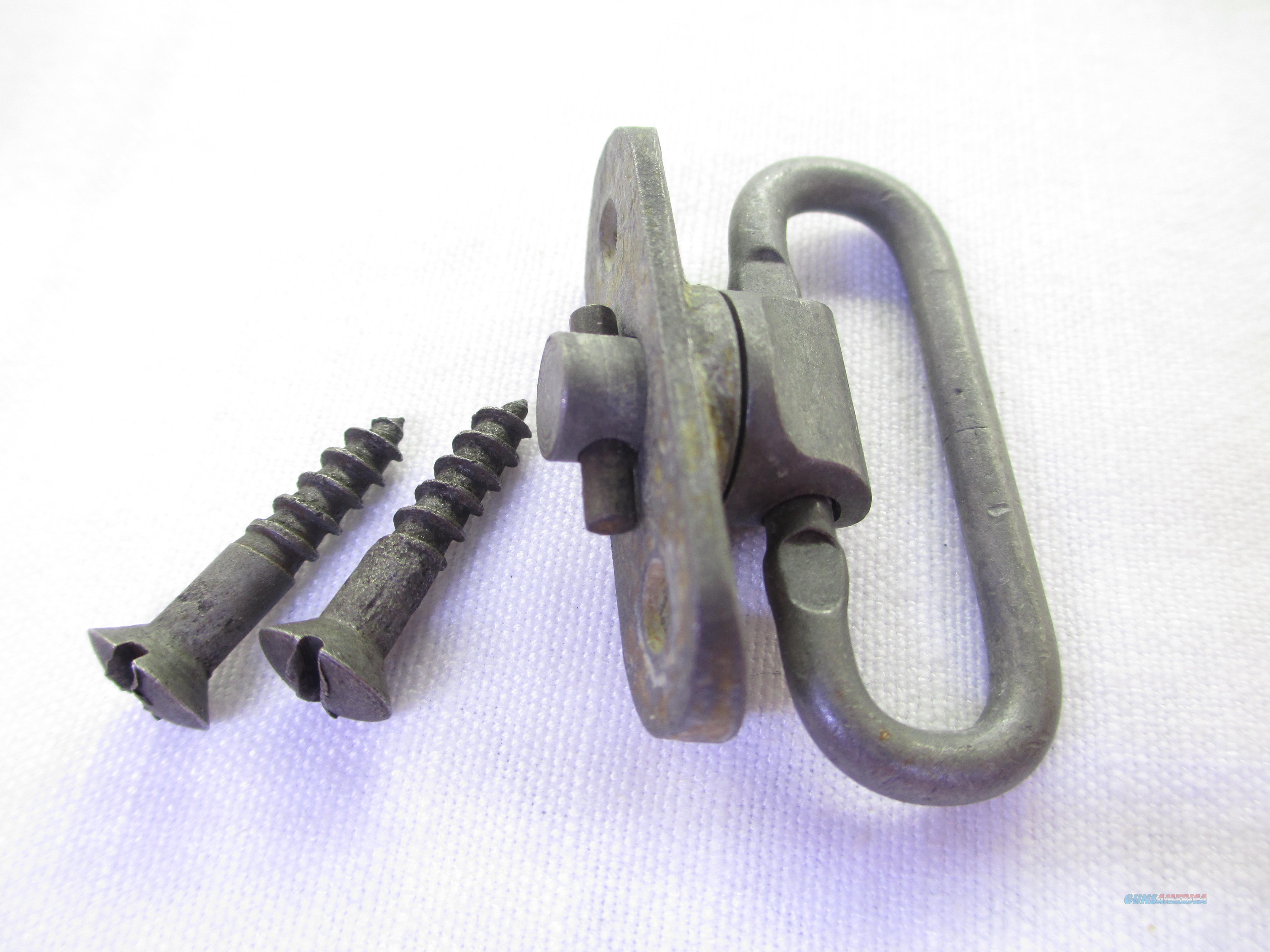 FAL  METRIC IMBEL SLING SWIVEL WITH MOUNTING  SCREWS  Non-Guns > Gun Parts > Military - Foreign