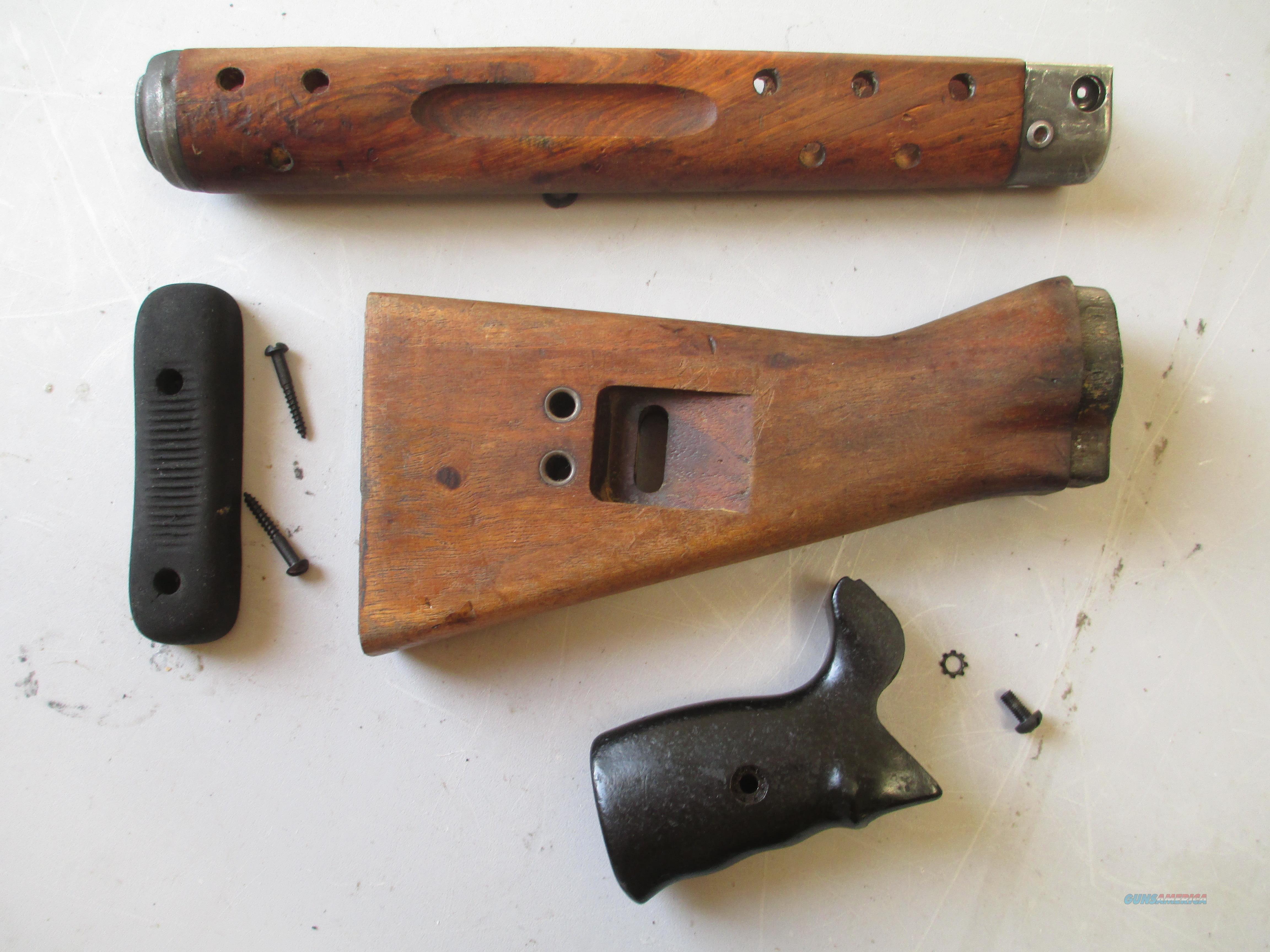 """CETME """"C"""" STOCK SET  Non-Guns > Gun Parts > Military - Foreign"""