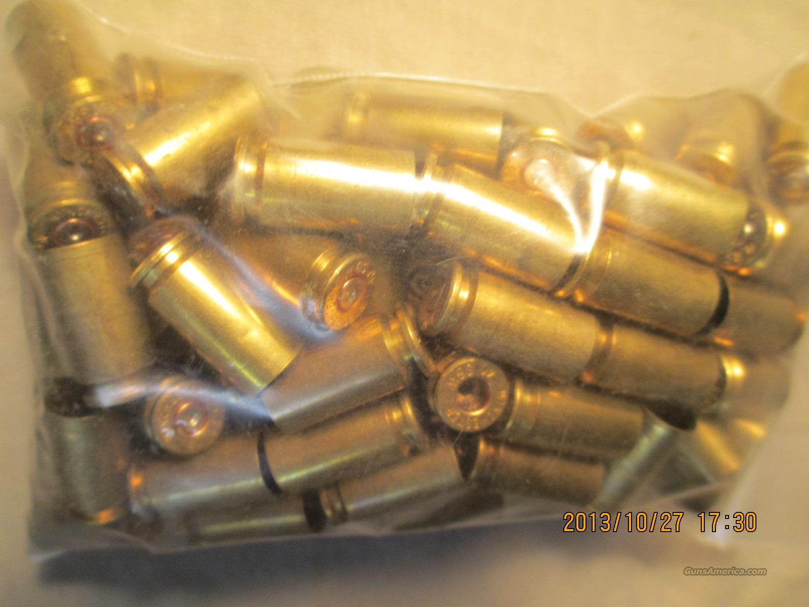 40 s&w MIXED BRASS  Non-Guns > Reloading > Components > Brass