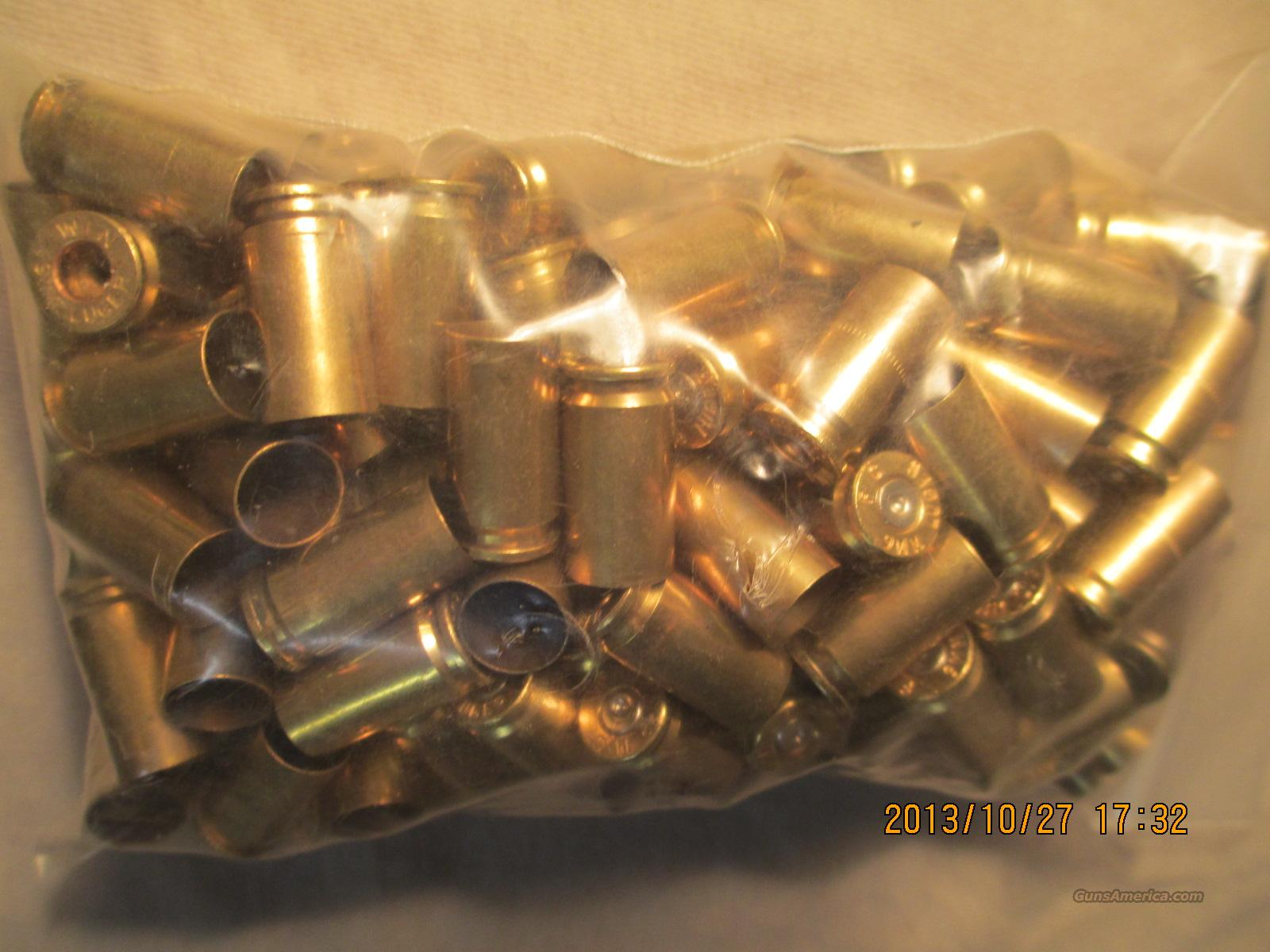 9MM  BRASS ASSORTED HEAD STAMP   Non-Guns > Reloading > Components > Brass