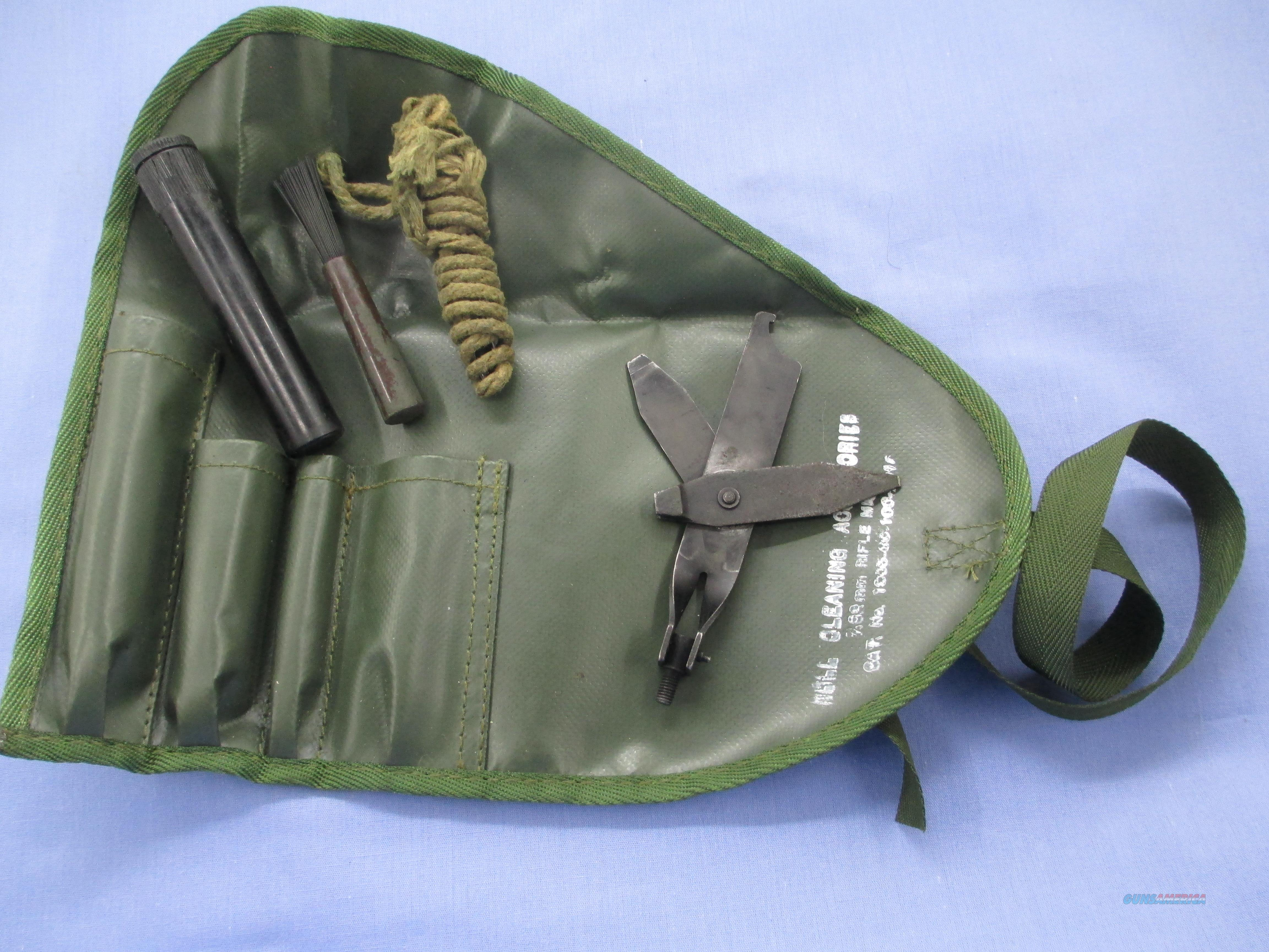 L1A1 Rifles , TOOL POUCH COMPLETE   Non-Guns > Gun Parts > Military - Foreign