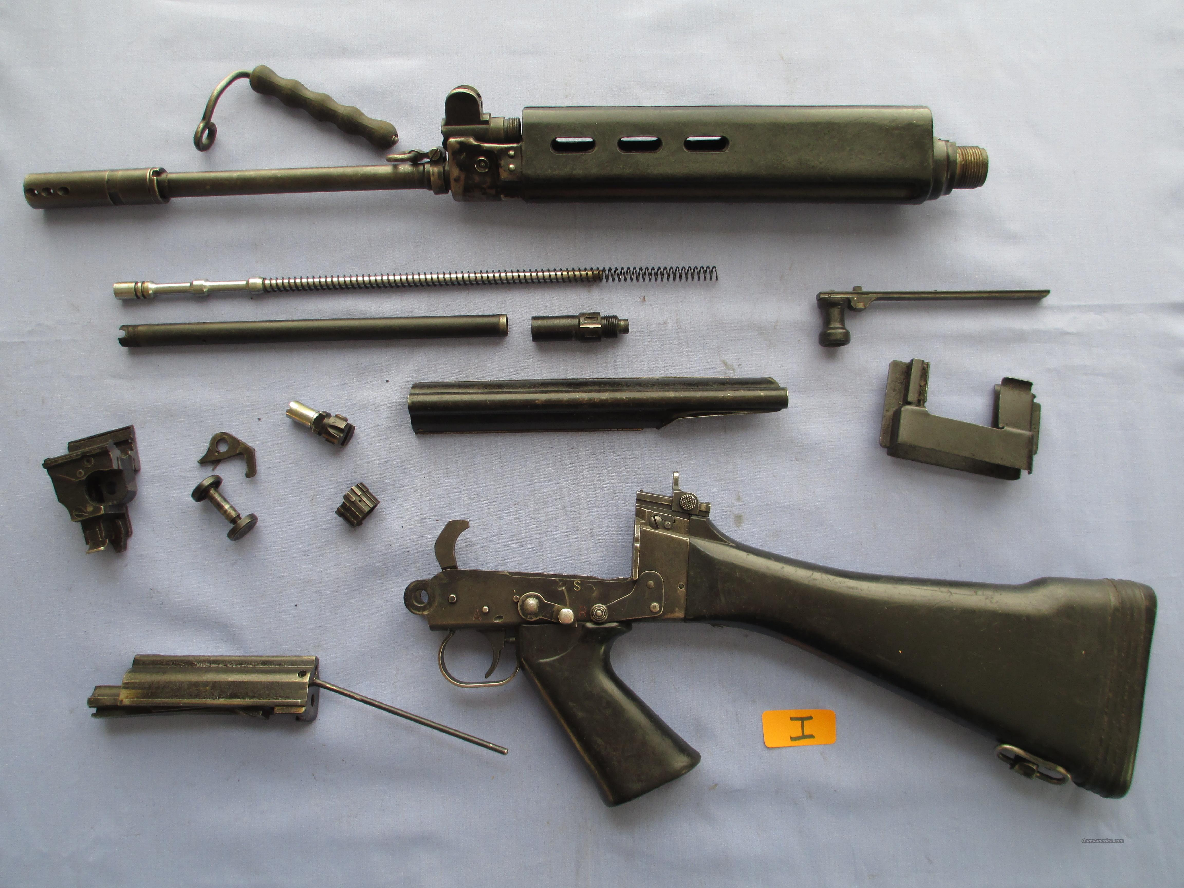 Imbel Fn Fal 308 Parts Kit on ak receiver schematic