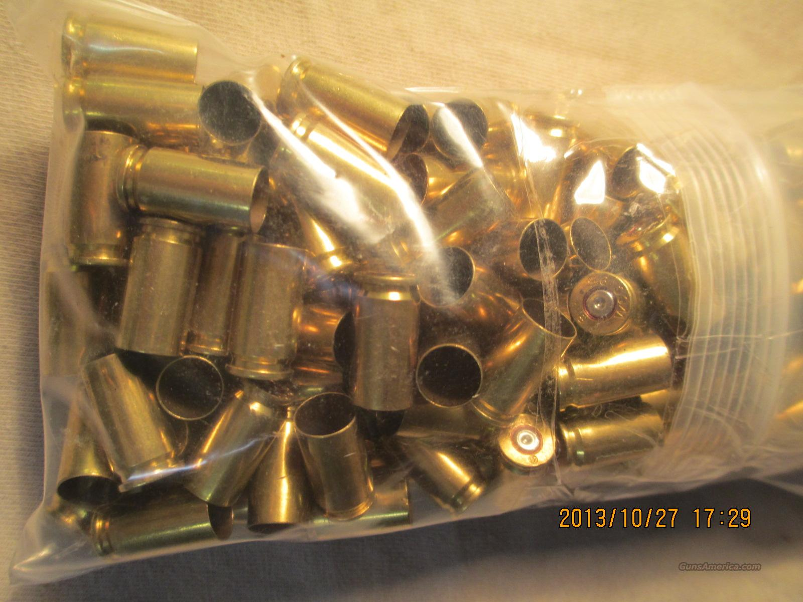 WCC 9MM NATO 95 BRASS  Non-Guns > Reloading > Components > Brass