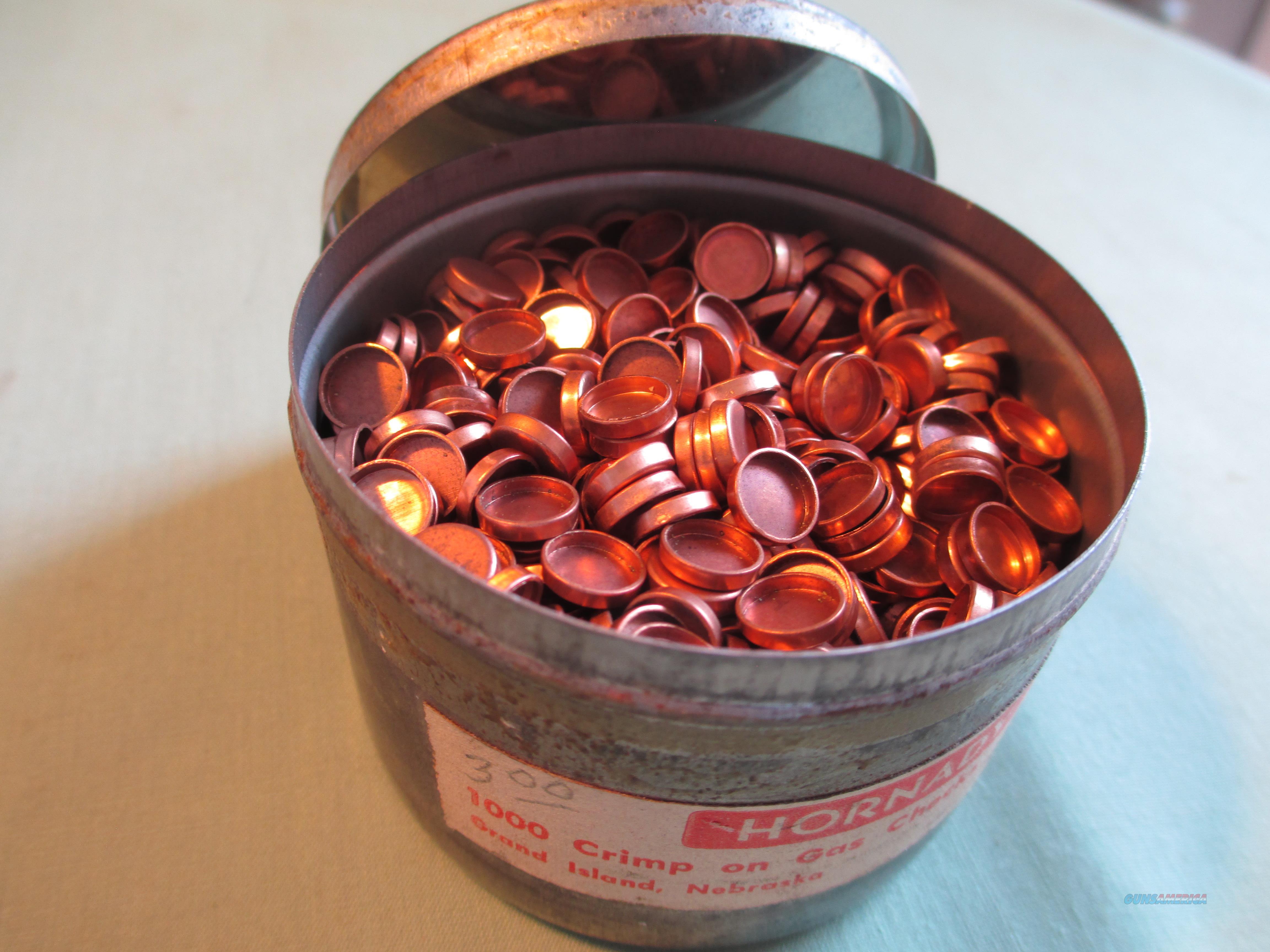 HORNADY .30 CAL GAS CHECKS  Non-Guns > Bullet Making Supplies