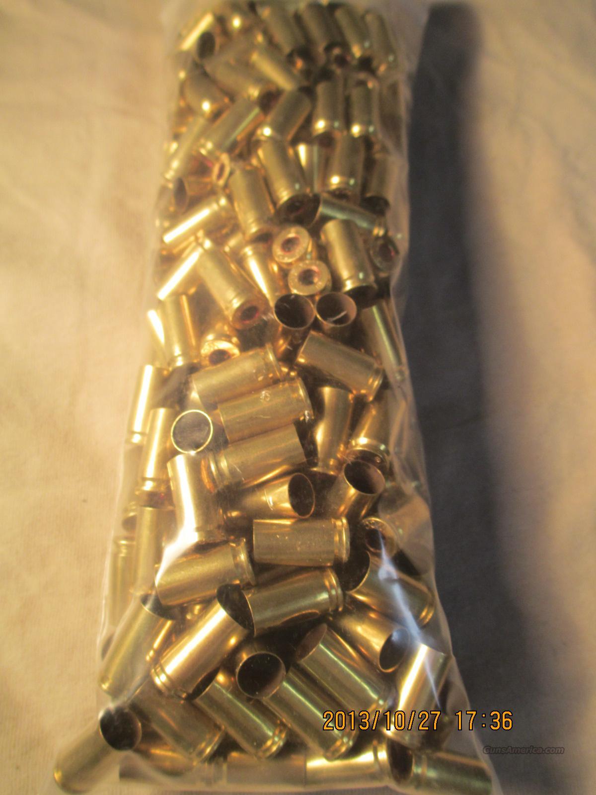 9MM WCCNATO 95 BRASS  Non-Guns > Reloading > Components > Brass