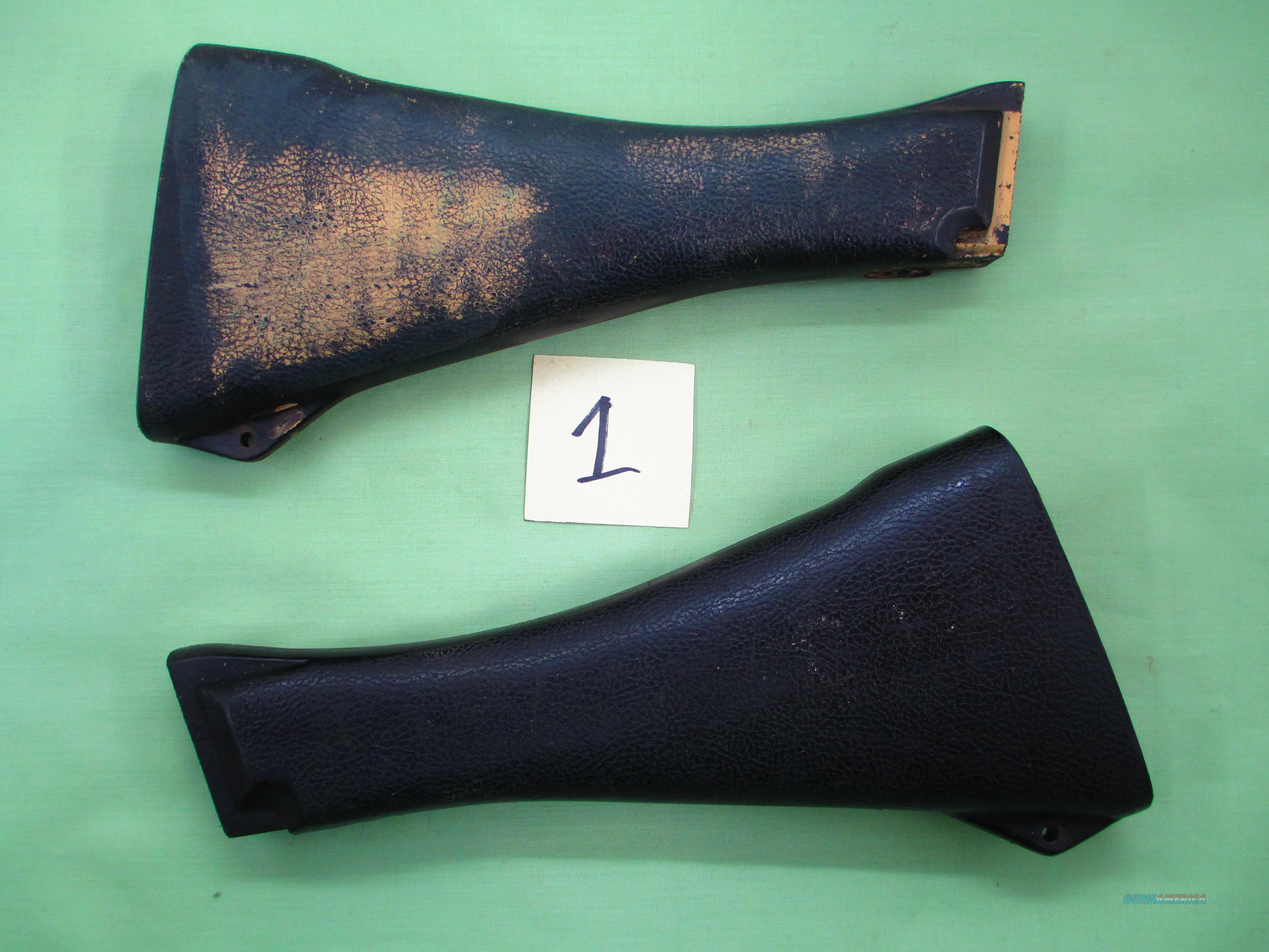 L1A1  BRITISH PEBBLEGRAIN  STOCK ( 2PK)  Non-Guns > Gun Parts > Military - Foreign