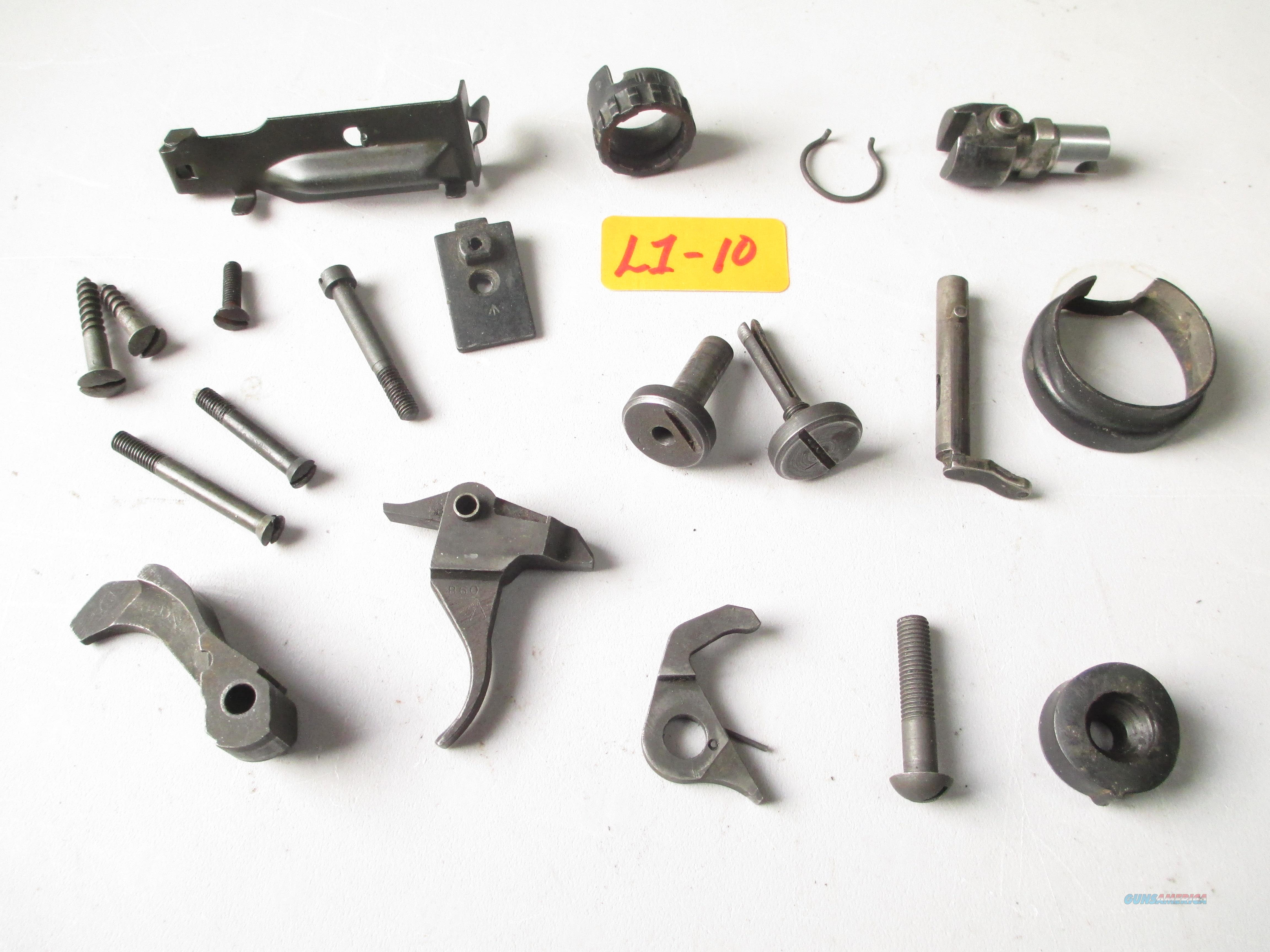 "L1A1 FAL ASSORTED PARTS ""INCH"" PARTS  Non-Guns > Gun Parts > Military - Foreign"