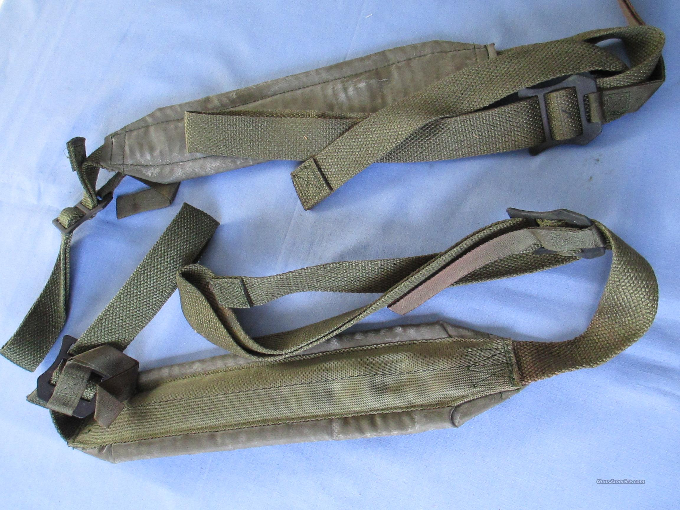 PADDED WEAPON SLING..... CARRY SLING  2 PK.  Non-Guns > Gun Parts > Military - Foreign