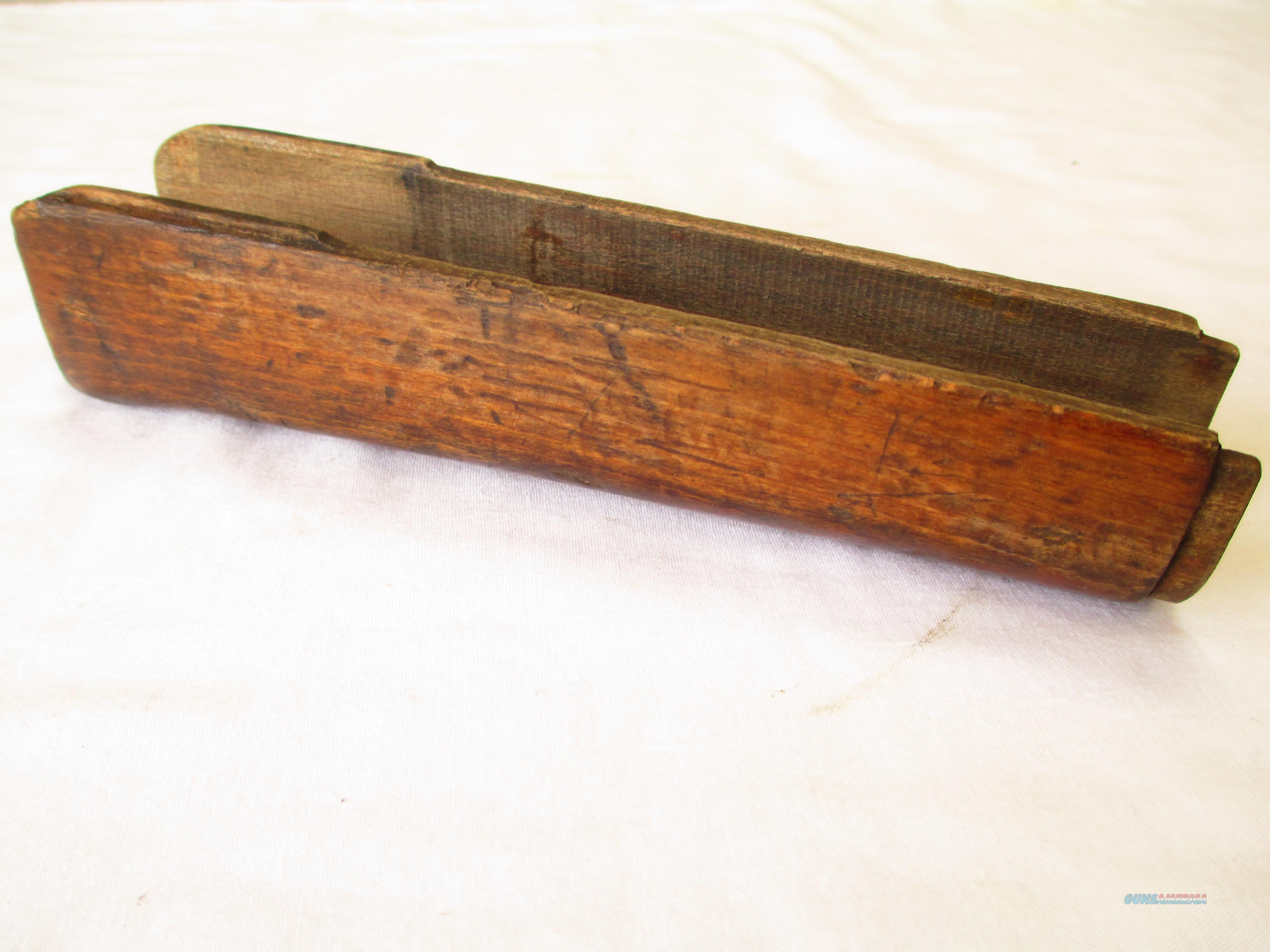 VZ58   SA58  Beech Wood Lower Handguard - Czechoslovakia   Non-Guns > Gun Parts > Military - Foreign