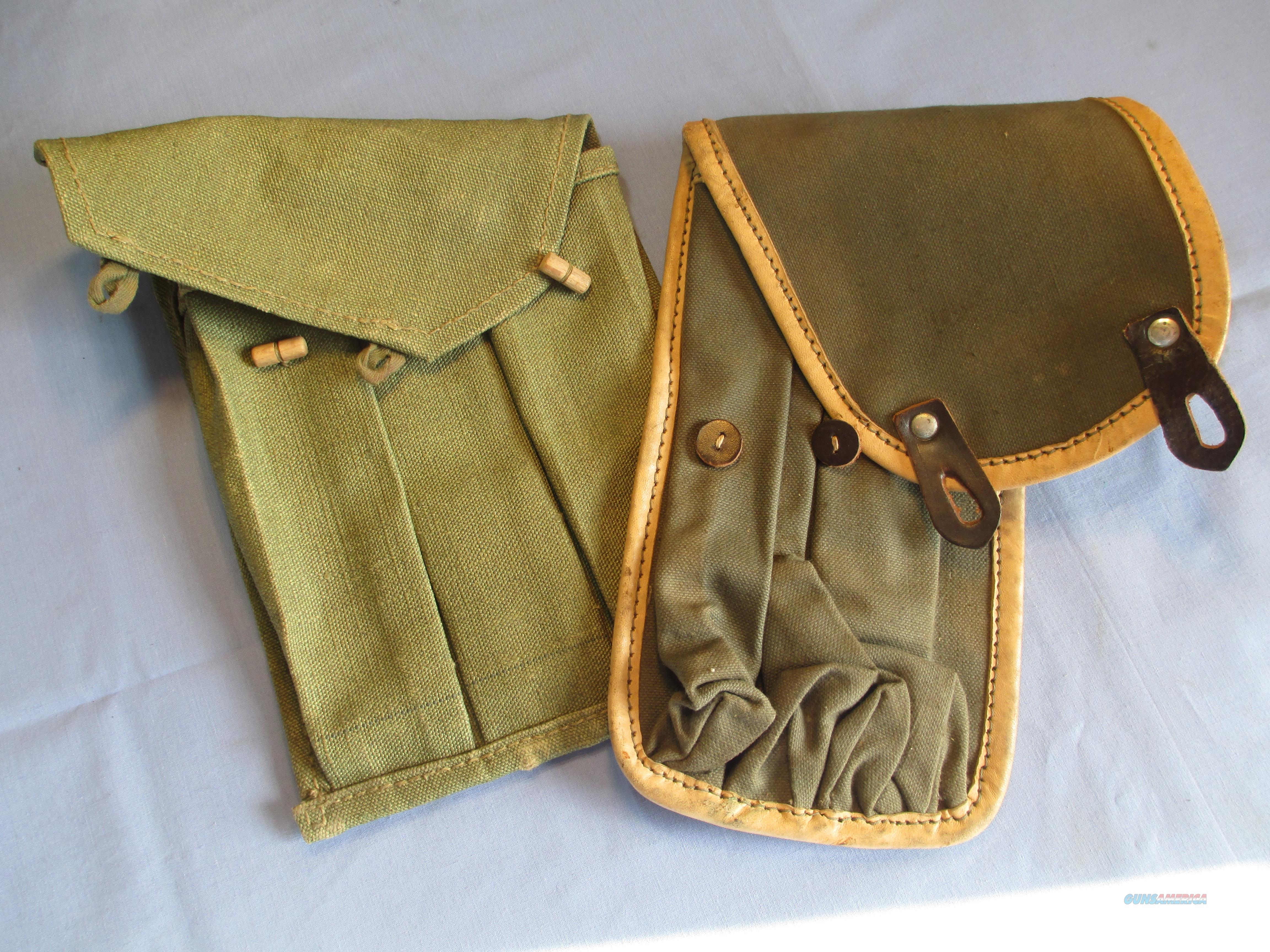 Original Soviet PPSH-41 PPS-43  magazine pouch Marked AND SUDAEV & SHPAGIN Magazine Ammo POUCH Canvas CASE Bag PPS-43, PPSh-41   Non-Guns > Magazines & Clips > Subgun Magazines > Clips > Other