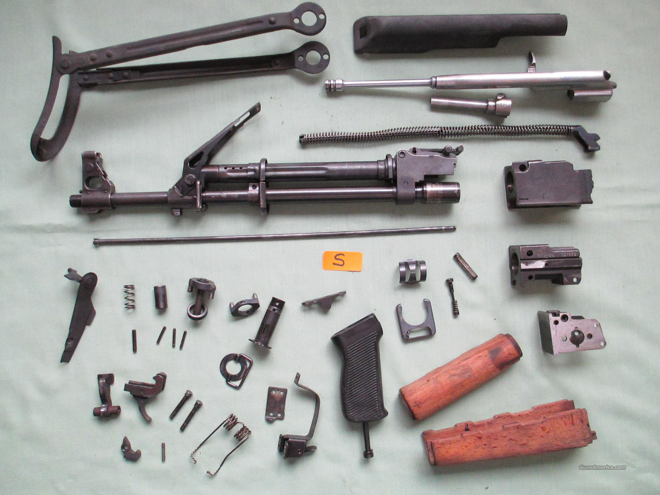 AK -47 YUGO M70 AB2 UF MILLED PARTS KIT  Non-Guns > Gun Parts > Military - Foreign