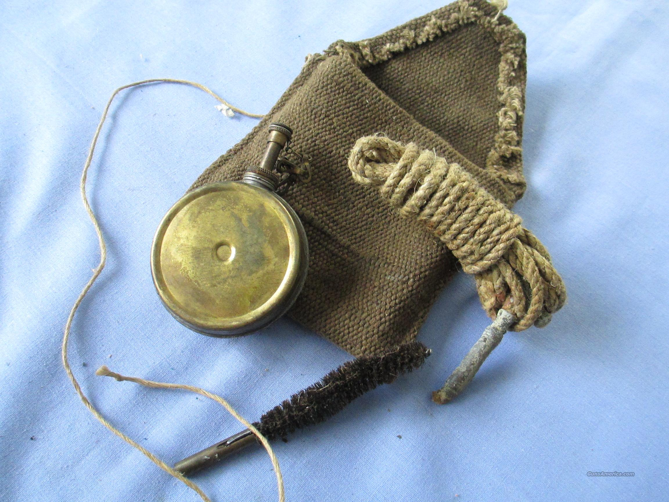 Yugoslav SKS Oiler and Pouch Set..CLEAN KIT  Non-Guns > Gun Parts > Military - Foreign