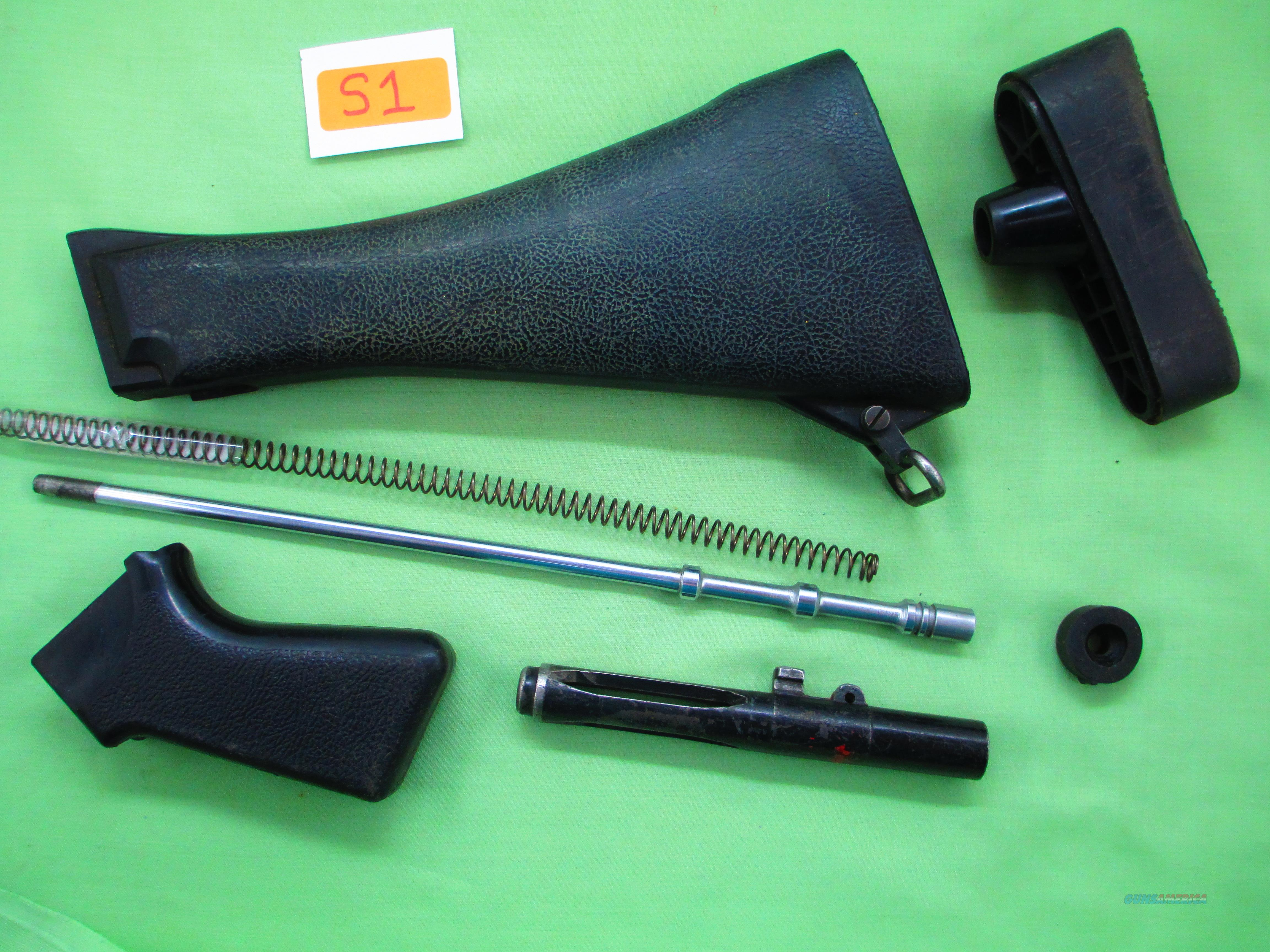 L1A1 PEBBLEGRAIN STOCK PARTS SET  Non-Guns > Gun Parts > Military - Foreign