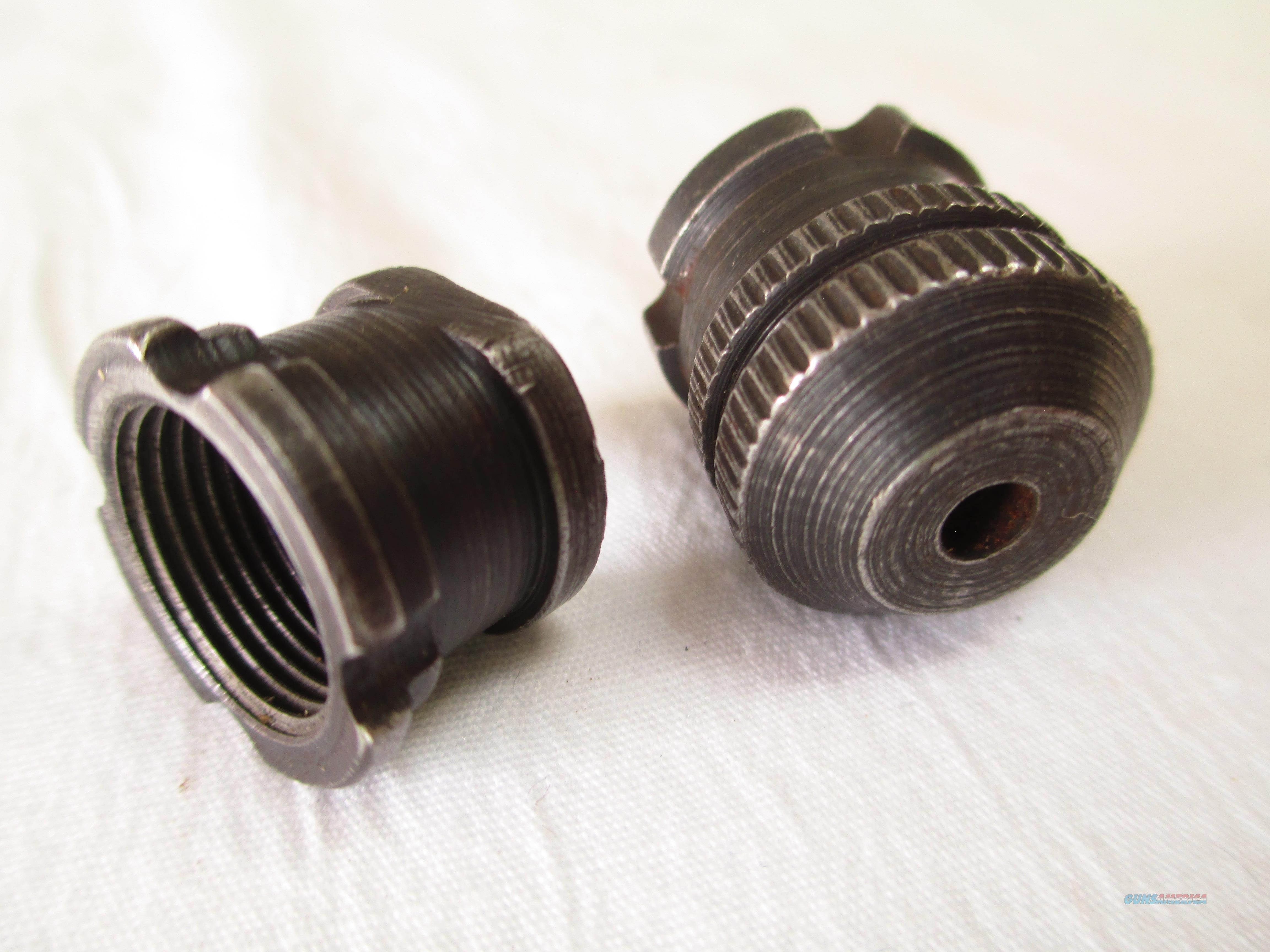 VZ58 MUZZLE NUT AND BLANK FIRING DEVICE SET  Non-Guns > Gun Parts > Military - Foreign