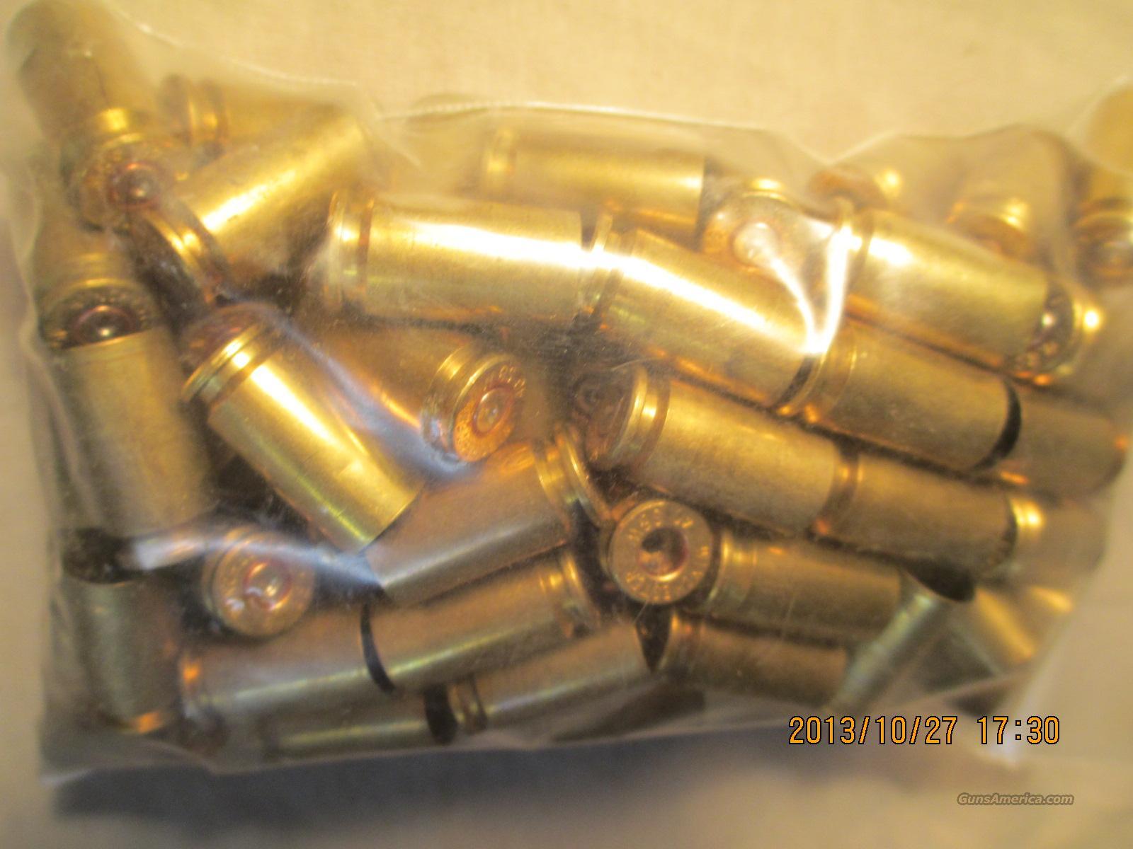 40 s&w MIXED BRASS  Non-Guns > Reloading > Components > Brass
