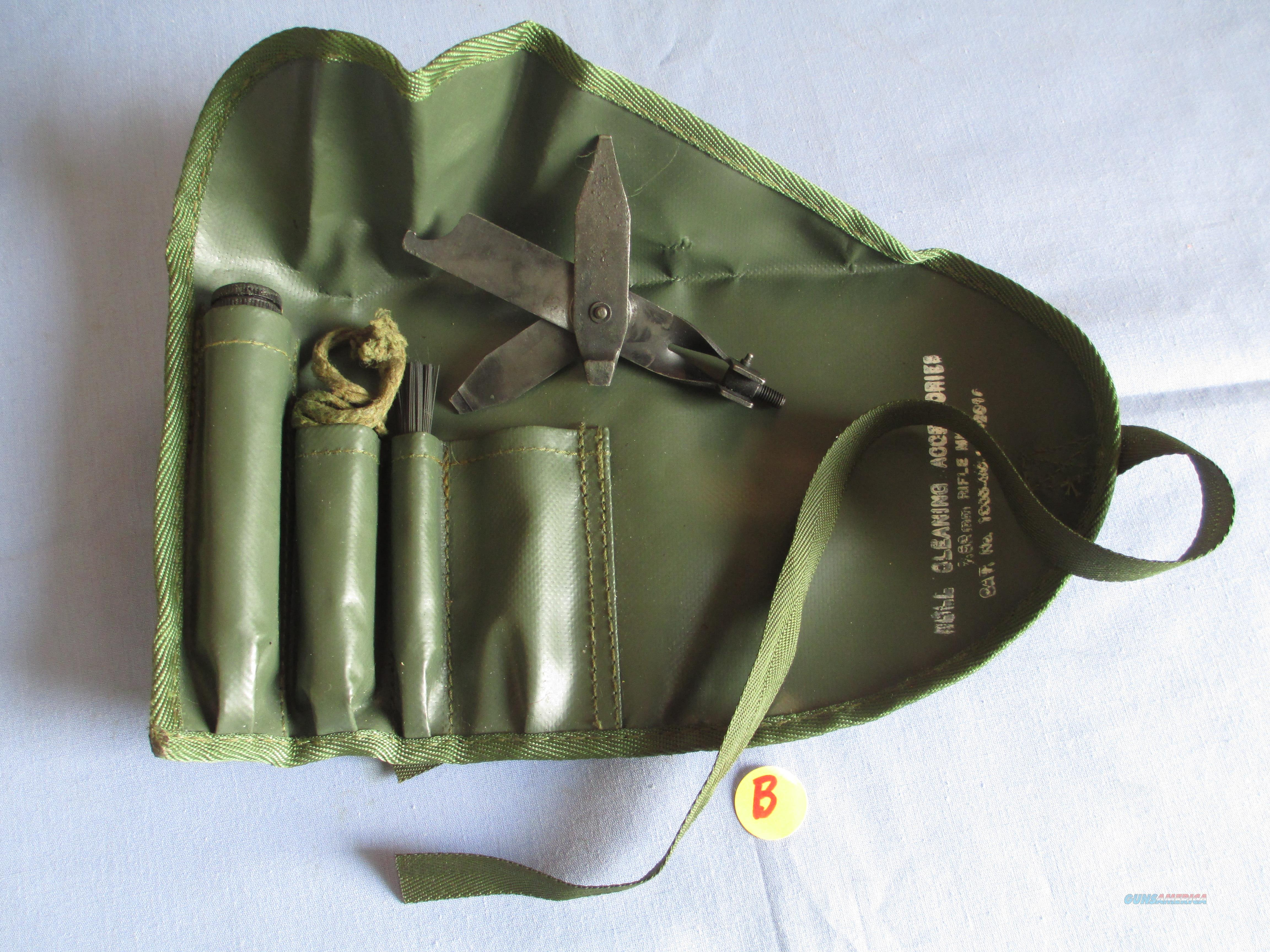L1A1 Cleaning and Accessories Kit  Non-Guns > Gun Parts > Military - Foreign