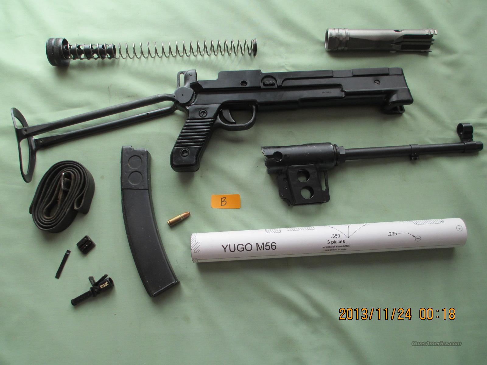 YUGO M56  Non-Guns > Gun Parts > Military - Foreign