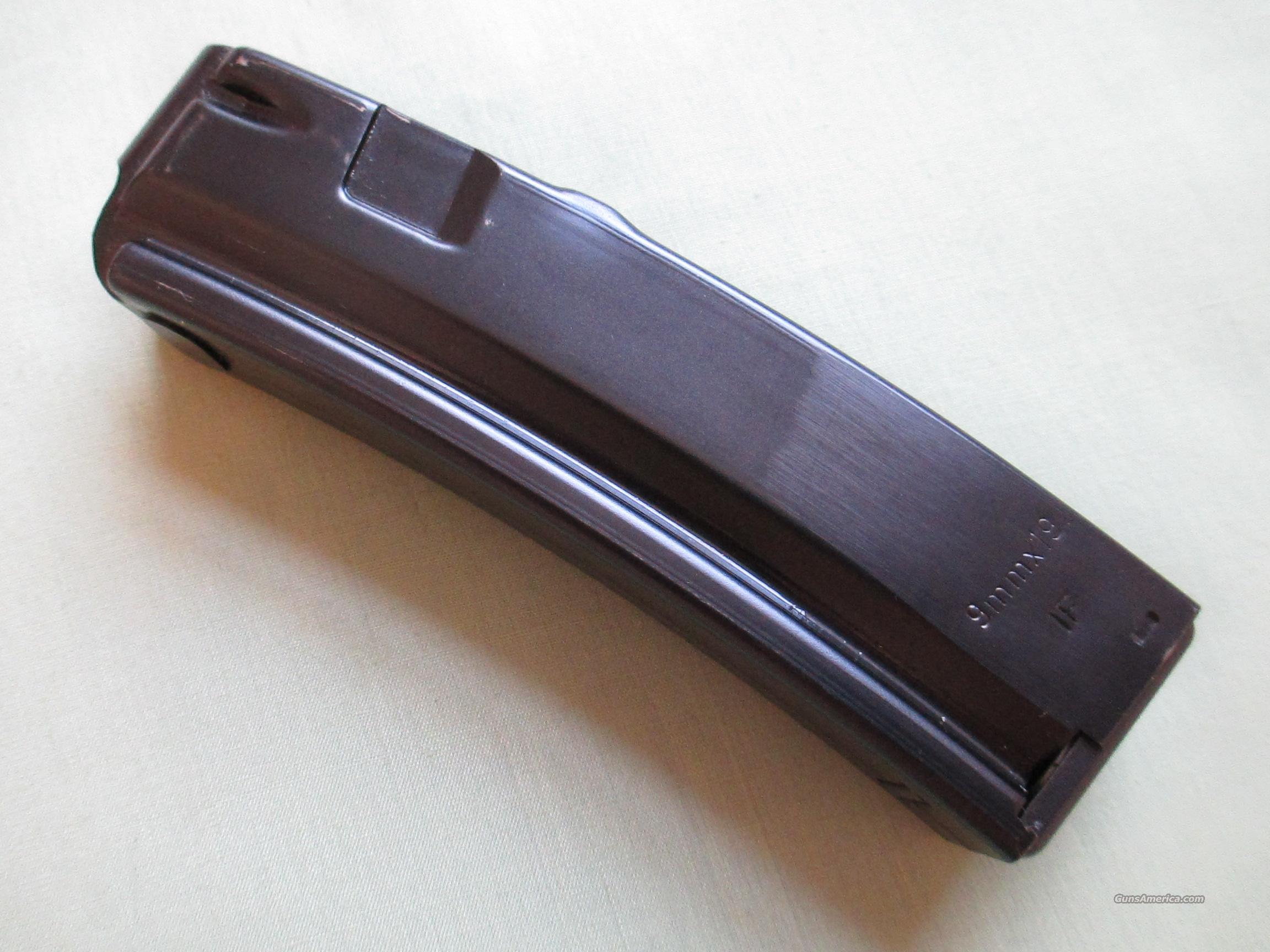 HK MP5 15rd Magazine  Non-Guns > Magazines & Clips > Subgun Magazines > Clips > Other