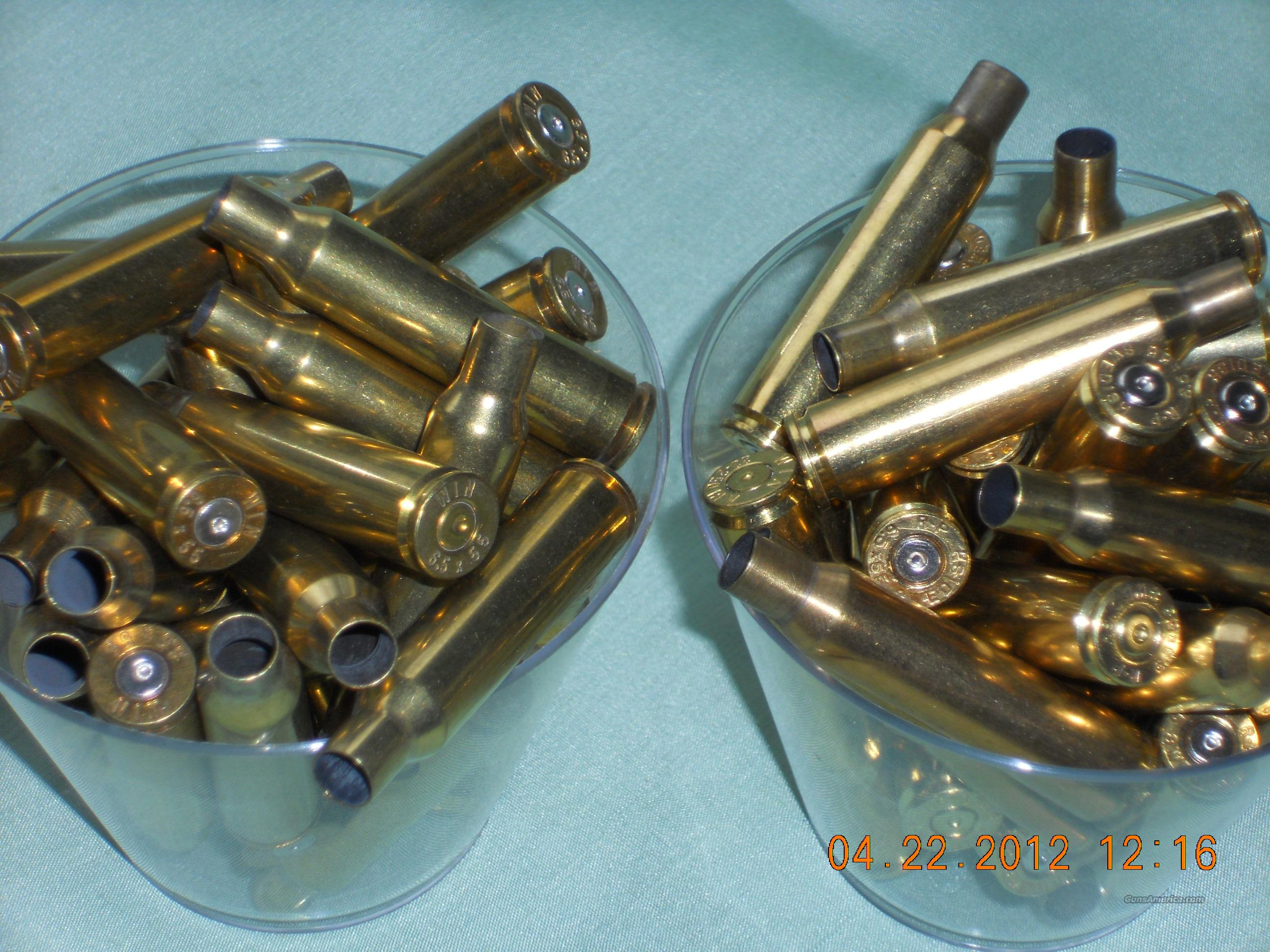 6.5 X55 SWEDISH  MAUSER BRASS QTY; 100  Non-Guns > Reloading > Components > Brass
