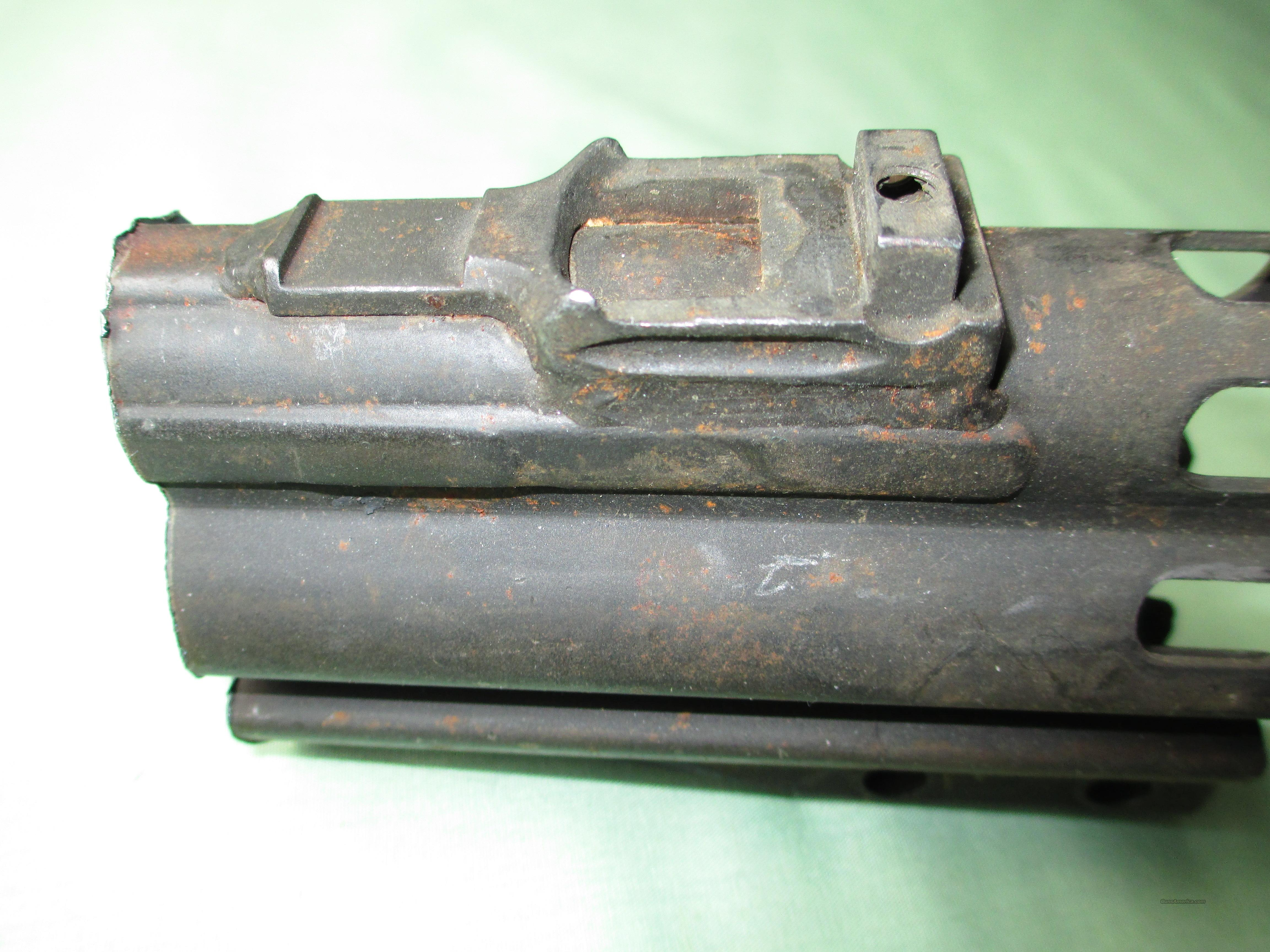 HK91/G3 Rear Sight Base (part that welds to the receiver)  Non-Guns > Gun Parts > Military - Foreign