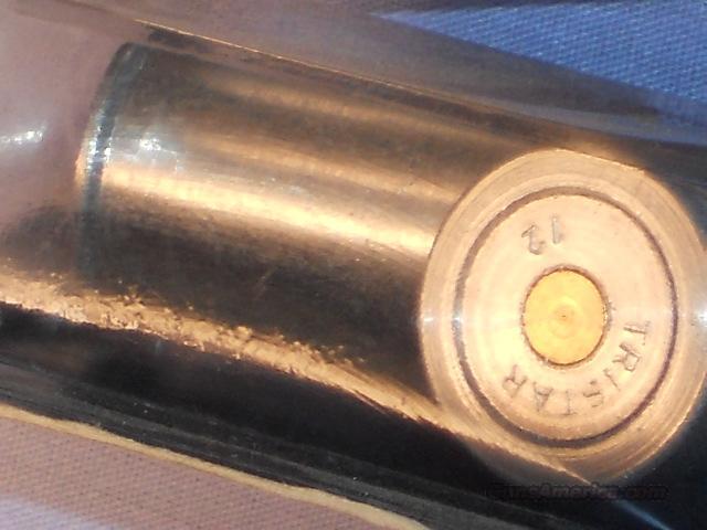 12 GA SNAP CAPS  Non-Guns > Gun Parts > Shotgun High Grade