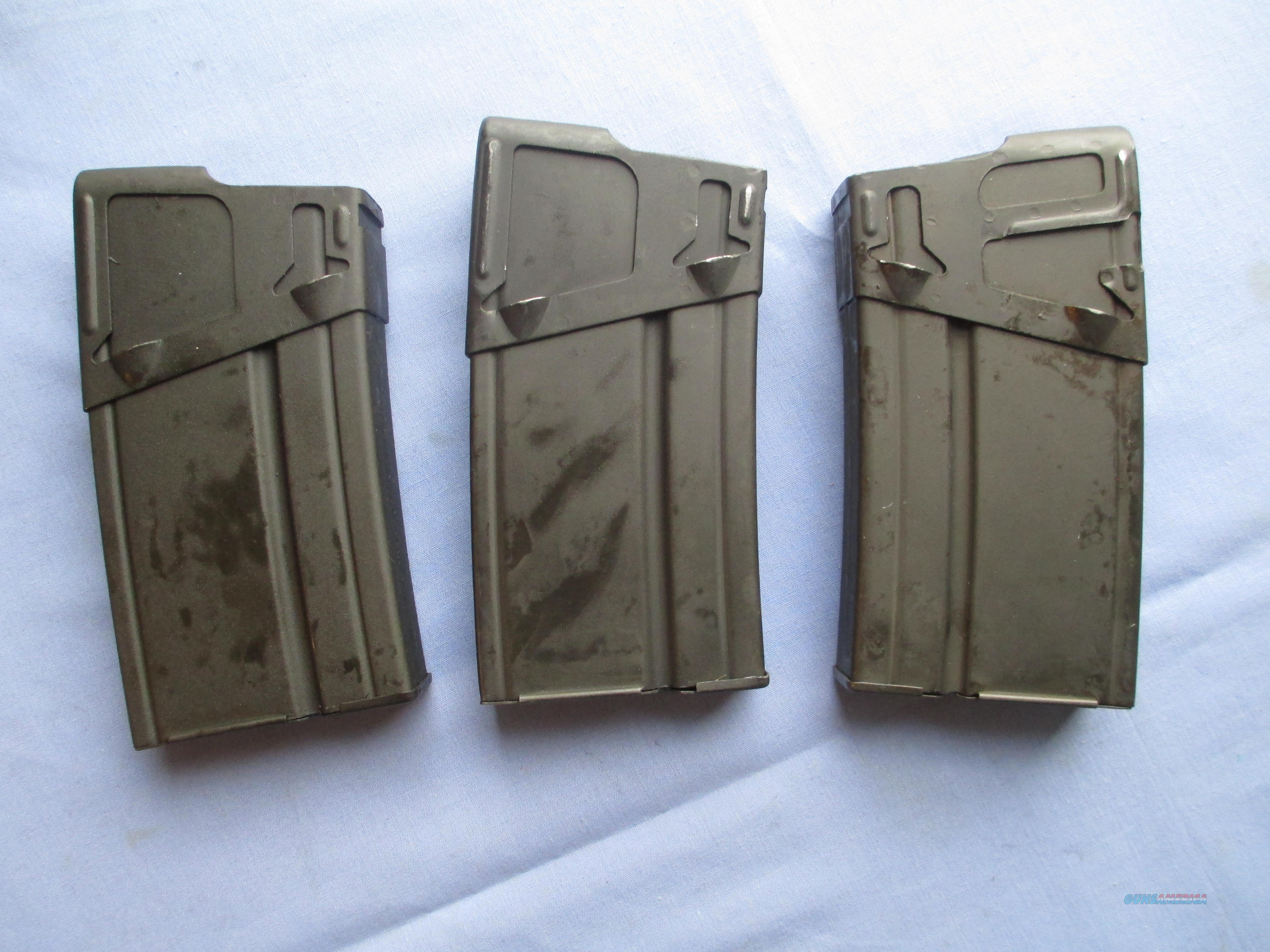 CETME STEEL 20RD MAGAZINES   Non-Guns > Magazines & Clips > Rifle Magazines > HK/CETME