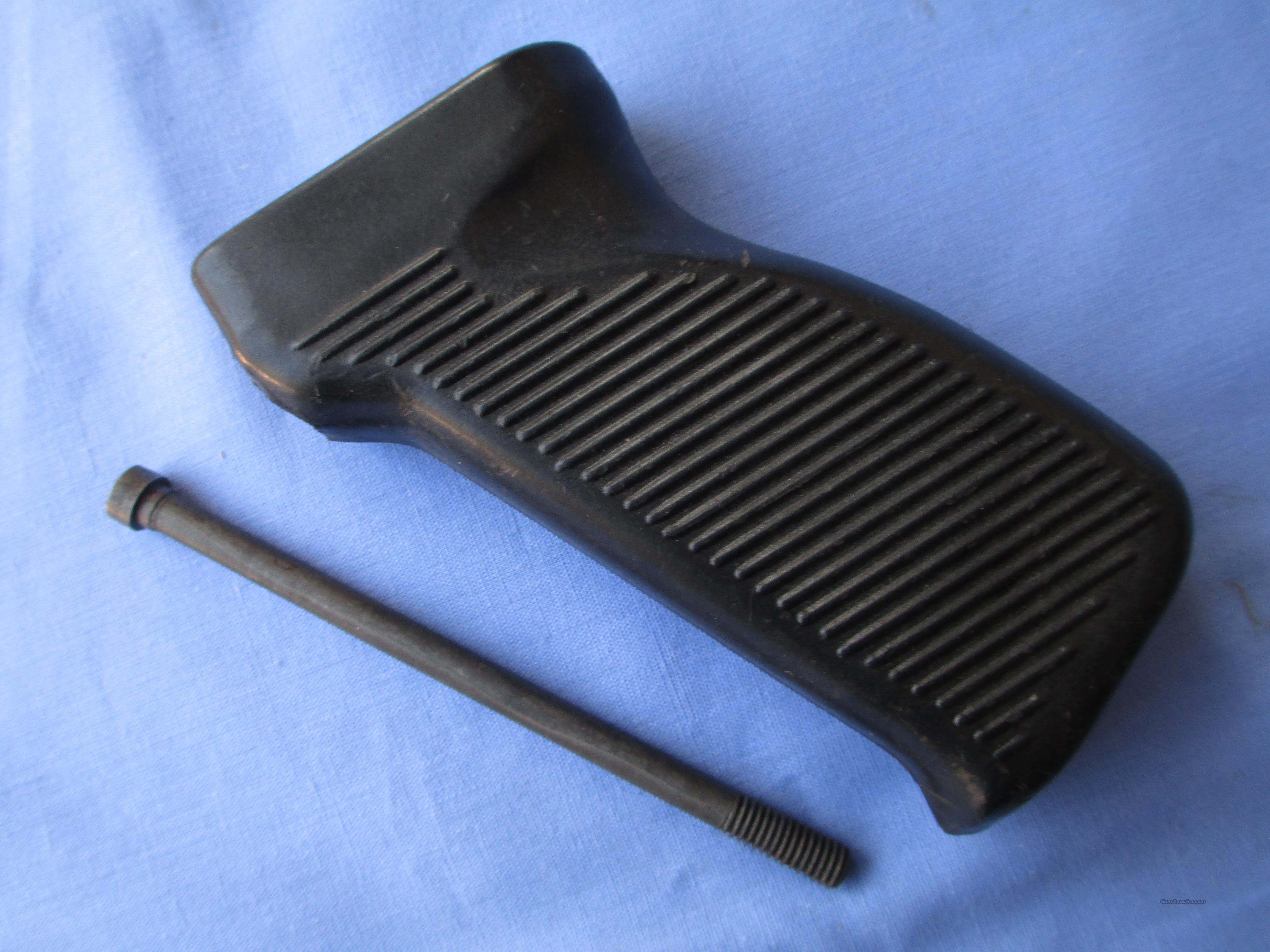 M70 Yugoslavian Pistol Grip & Pistol Grip BOLT  Non-Guns > Gun Parts > Military - Foreign