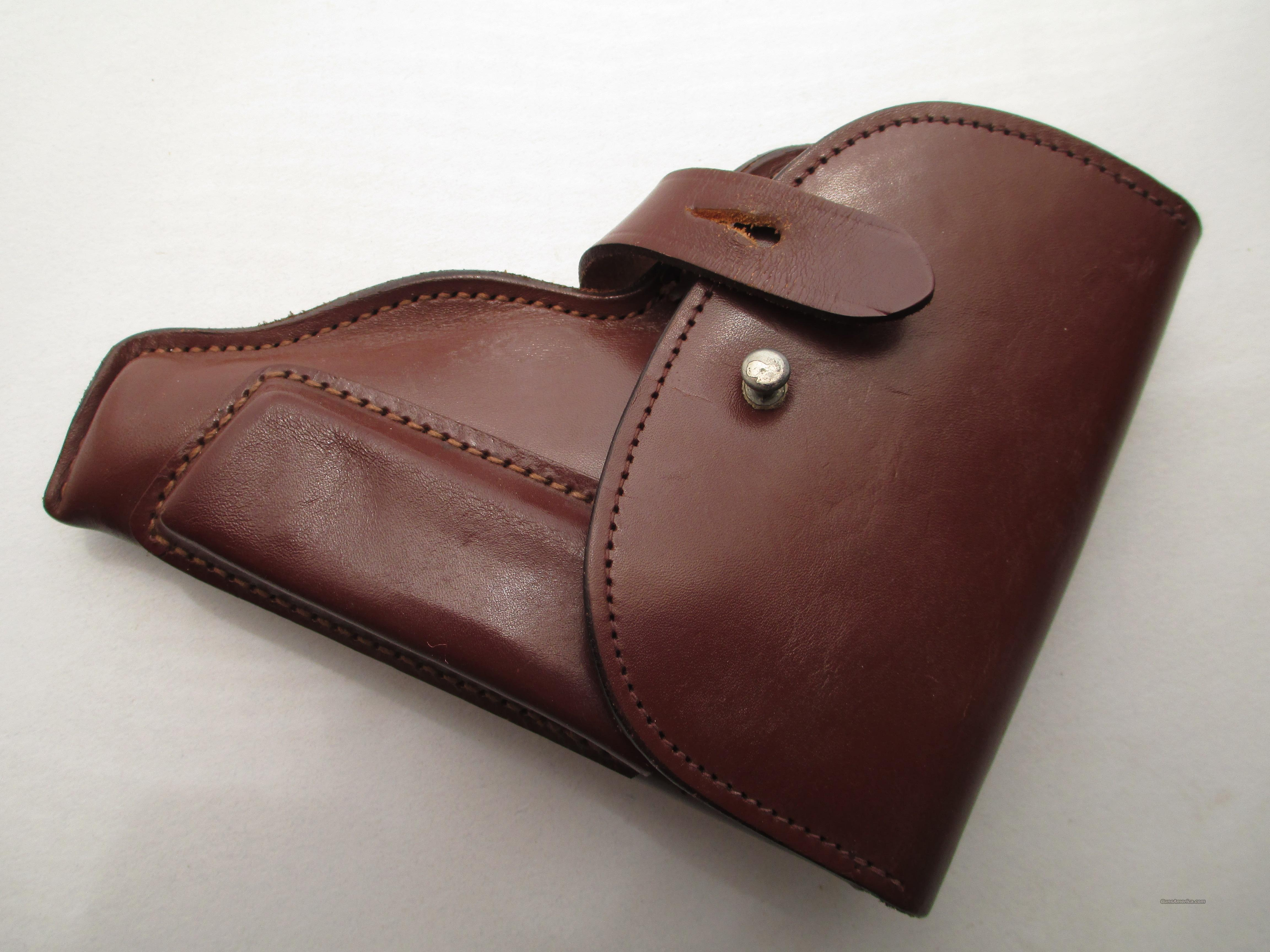 Makarov leather holster  Non-Guns > Holsters and Gunleather > Military