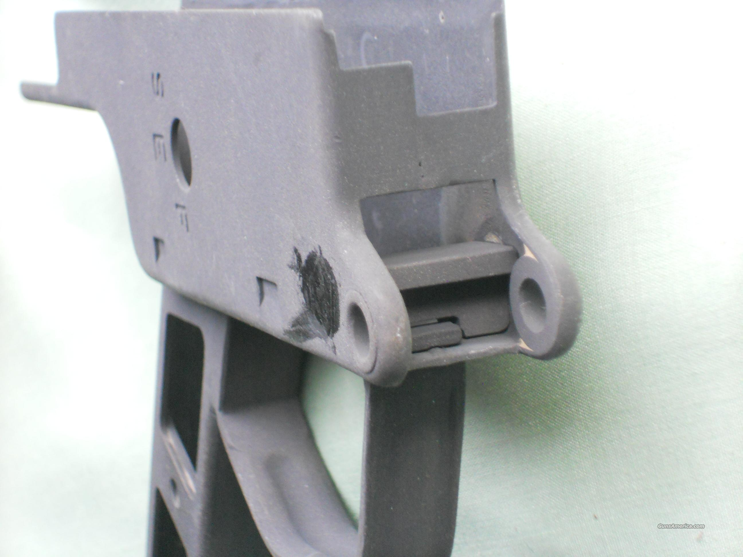 G3 STEEL CLIPPED AND PINNED LOWER KIT  Non-Guns > Gun Parts > Military - Foreign